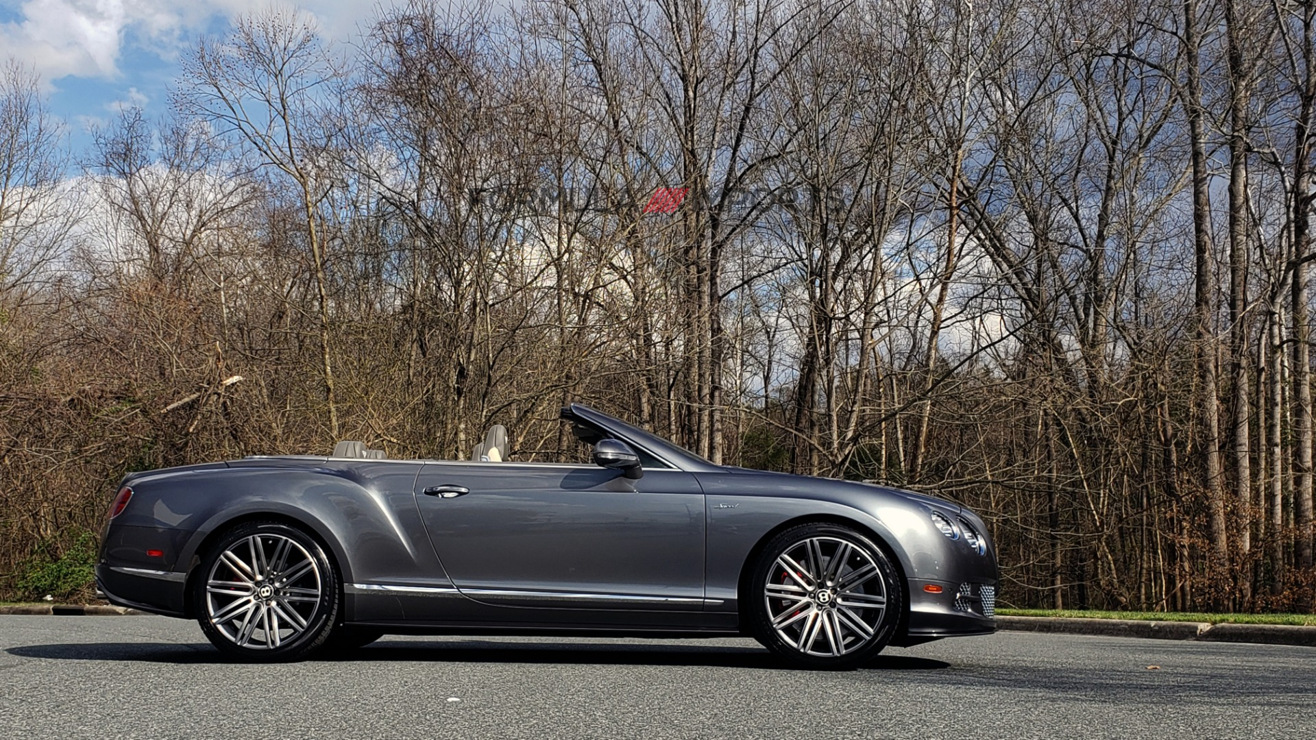 Used 2015 Bentley CONTINENTAL SPEED CONV / 6.0L W12 / NAV / VENT SEATS / REARVIEW for sale Sold at Formula Imports in Charlotte NC 28227 10