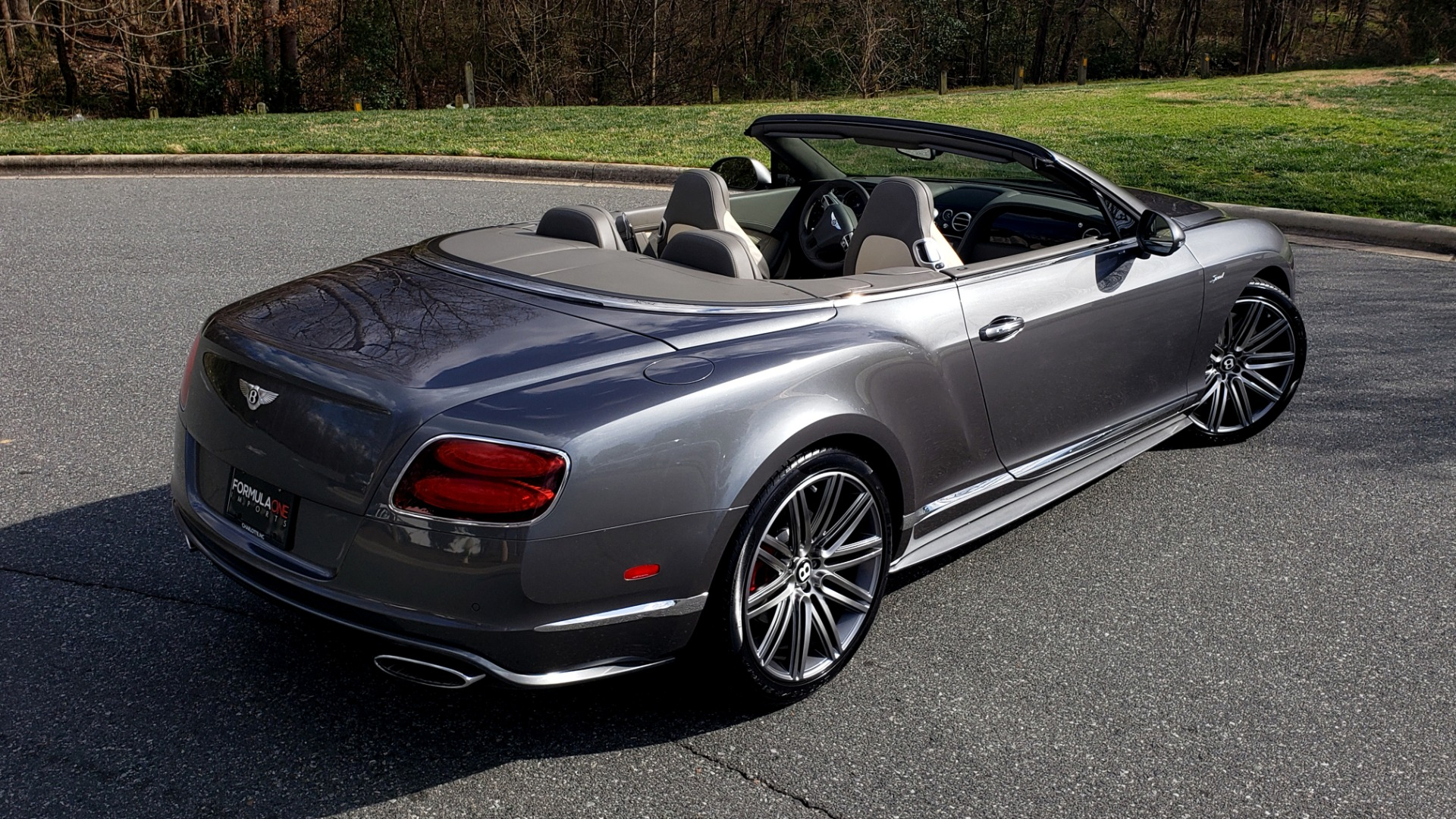 Used 2015 Bentley CONTINENTAL SPEED CONV / 6.0L W12 / NAV / VENT SEATS / REARVIEW for sale Sold at Formula Imports in Charlotte NC 28227 11