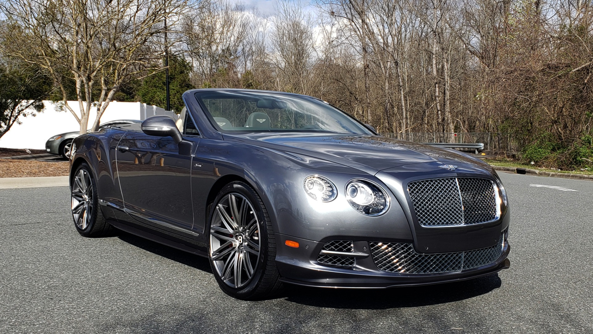 Used 2015 Bentley CONTINENTAL SPEED CONV / 6.0L W12 / NAV / VENT SEATS / REARVIEW for sale Sold at Formula Imports in Charlotte NC 28227 12