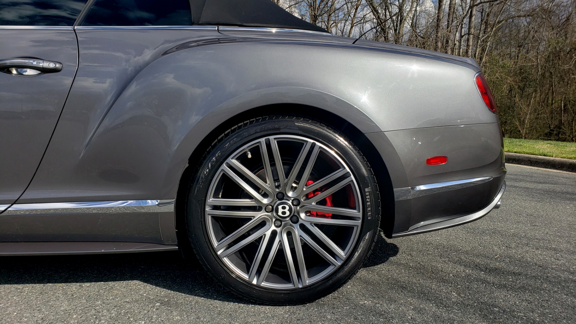 Used 2015 Bentley CONTINENTAL SPEED CONV / 6.0L W12 / NAV / VENT SEATS / REARVIEW for sale Sold at Formula Imports in Charlotte NC 28227 19