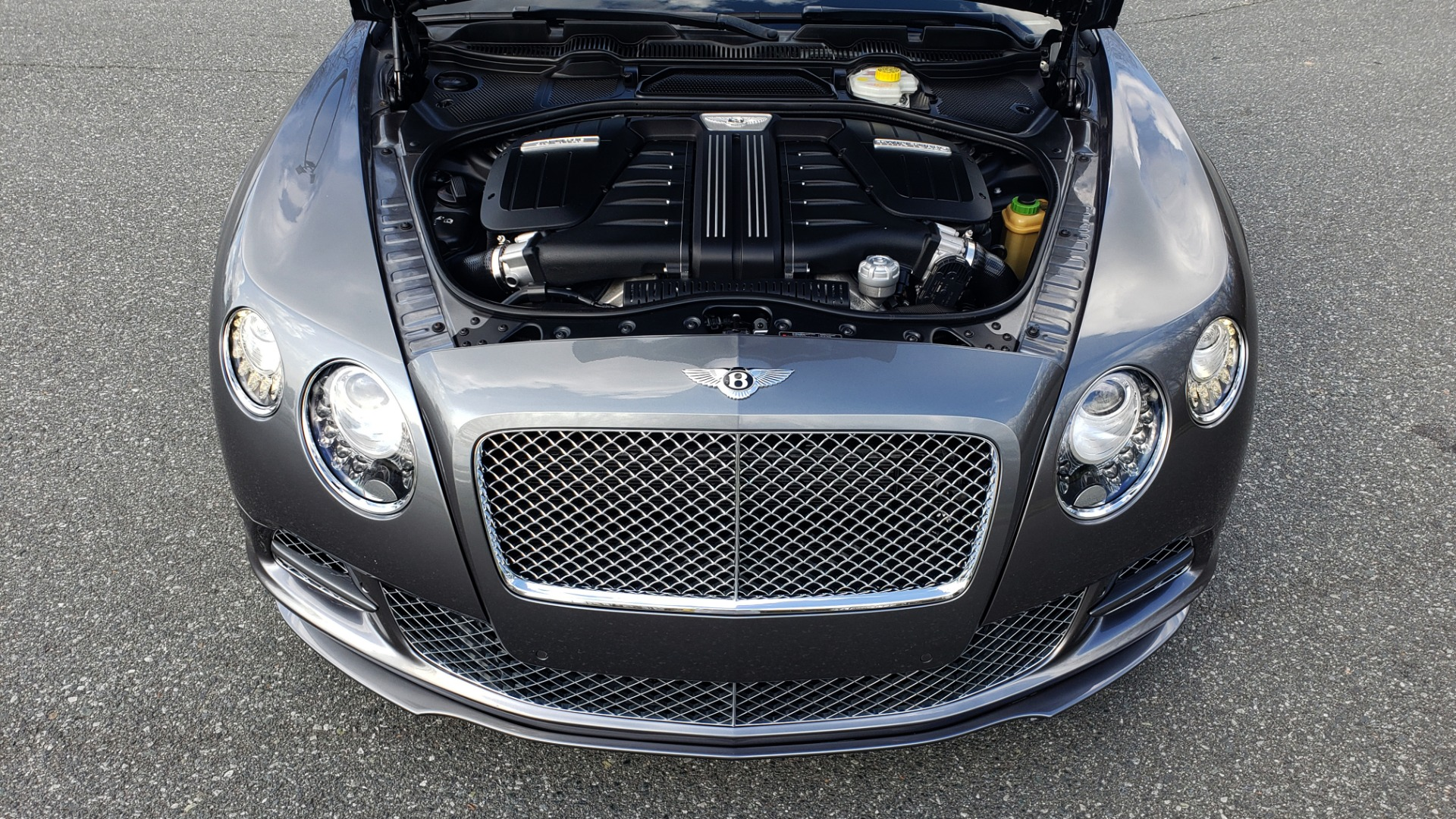 Used 2015 Bentley CONTINENTAL SPEED CONV / 6.0L W12 / NAV / VENT SEATS / REARVIEW for sale Sold at Formula Imports in Charlotte NC 28227 24