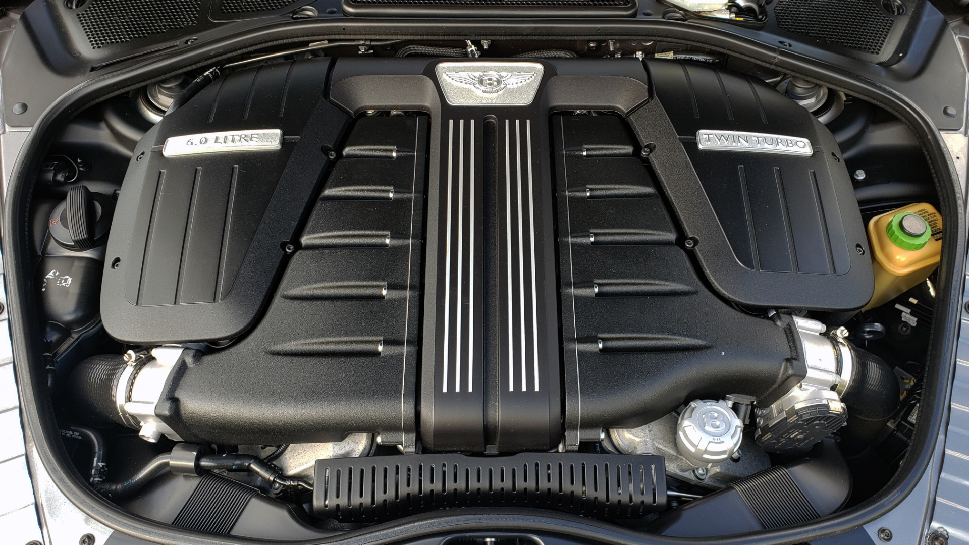 Used 2015 Bentley CONTINENTAL SPEED CONV / 6.0L W12 / NAV / VENT SEATS / REARVIEW for sale Sold at Formula Imports in Charlotte NC 28227 25