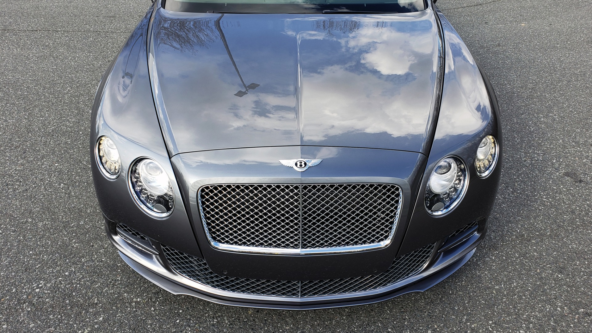 Used 2015 Bentley CONTINENTAL SPEED CONV / 6.0L W12 / NAV / VENT SEATS / REARVIEW for sale Sold at Formula Imports in Charlotte NC 28227 29