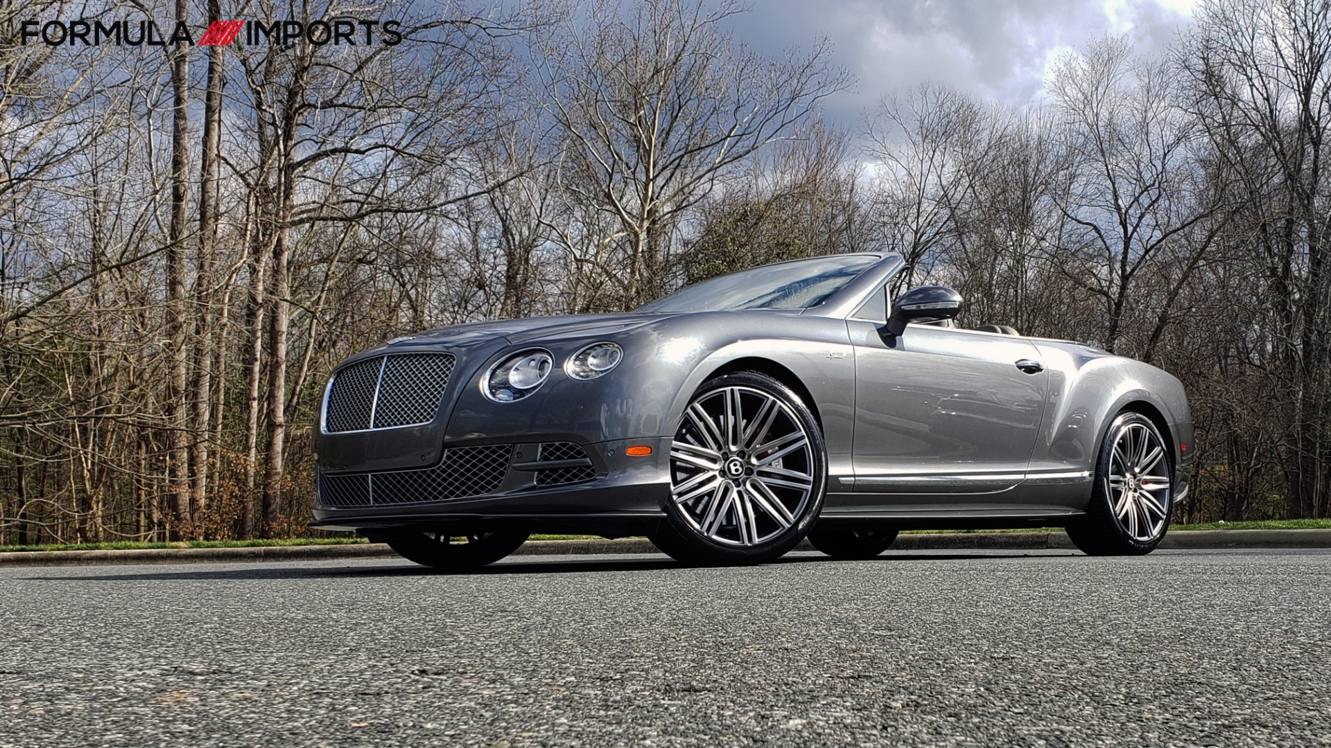 Used 2015 Bentley CONTINENTAL SPEED CONV / 6.0L W12 / NAV / VENT SEATS / REARVIEW for sale Sold at Formula Imports in Charlotte NC 28227 3