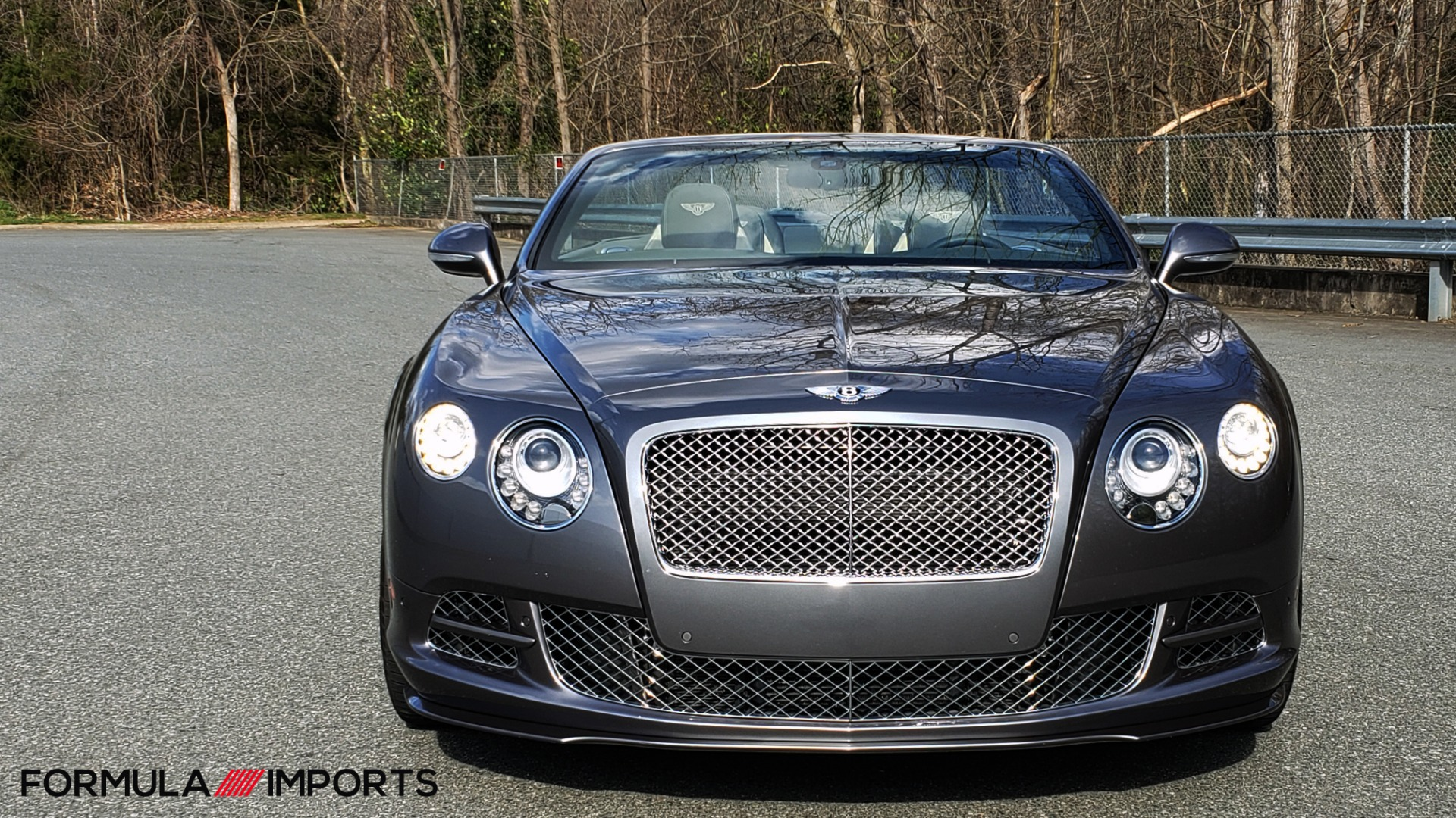 Used 2015 Bentley CONTINENTAL SPEED CONV / 6.0L W12 / NAV / VENT SEATS / REARVIEW for sale Sold at Formula Imports in Charlotte NC 28227 33