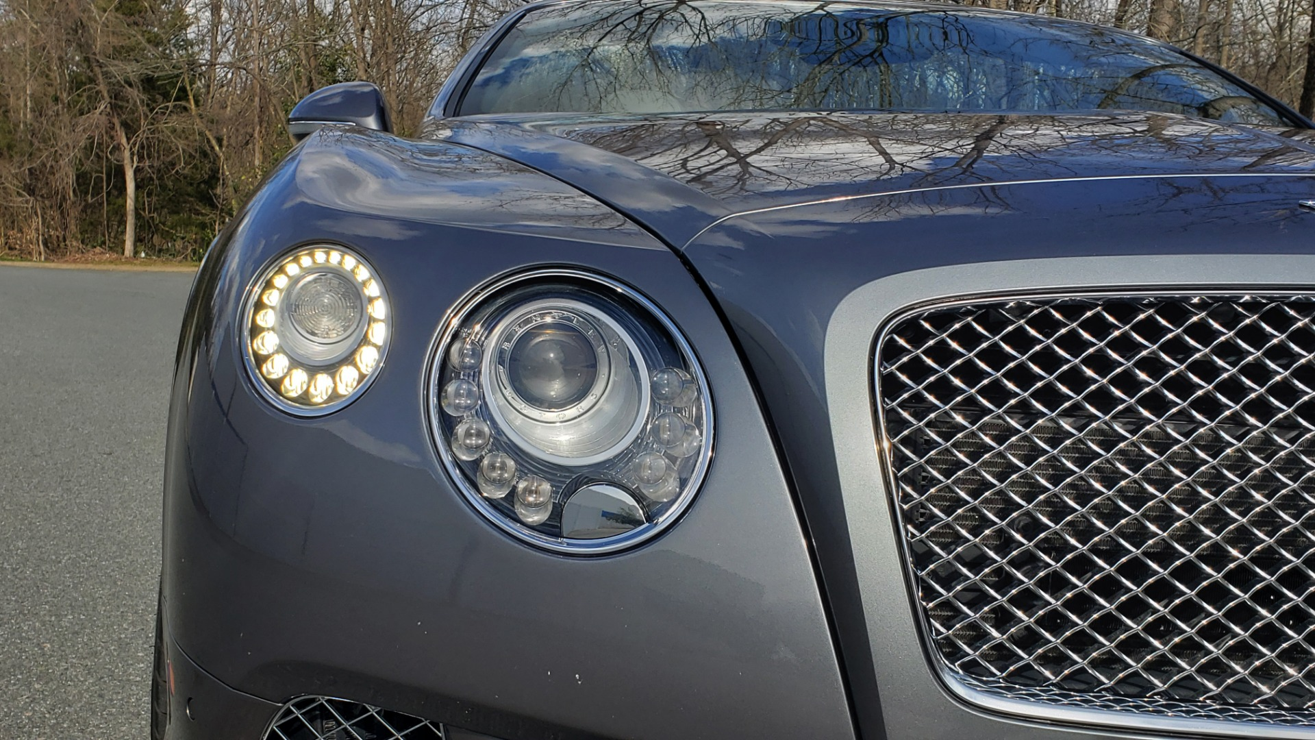 Used 2015 Bentley CONTINENTAL SPEED CONV / 6.0L W12 / NAV / VENT SEATS / REARVIEW for sale Sold at Formula Imports in Charlotte NC 28227 34