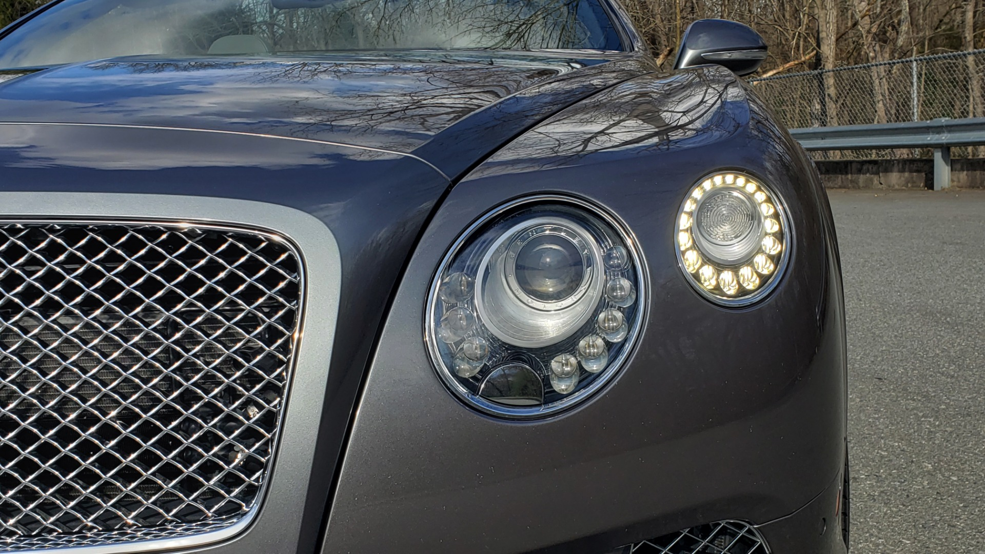 Used 2015 Bentley CONTINENTAL SPEED CONV / 6.0L W12 / NAV / VENT SEATS / REARVIEW for sale Sold at Formula Imports in Charlotte NC 28227 35