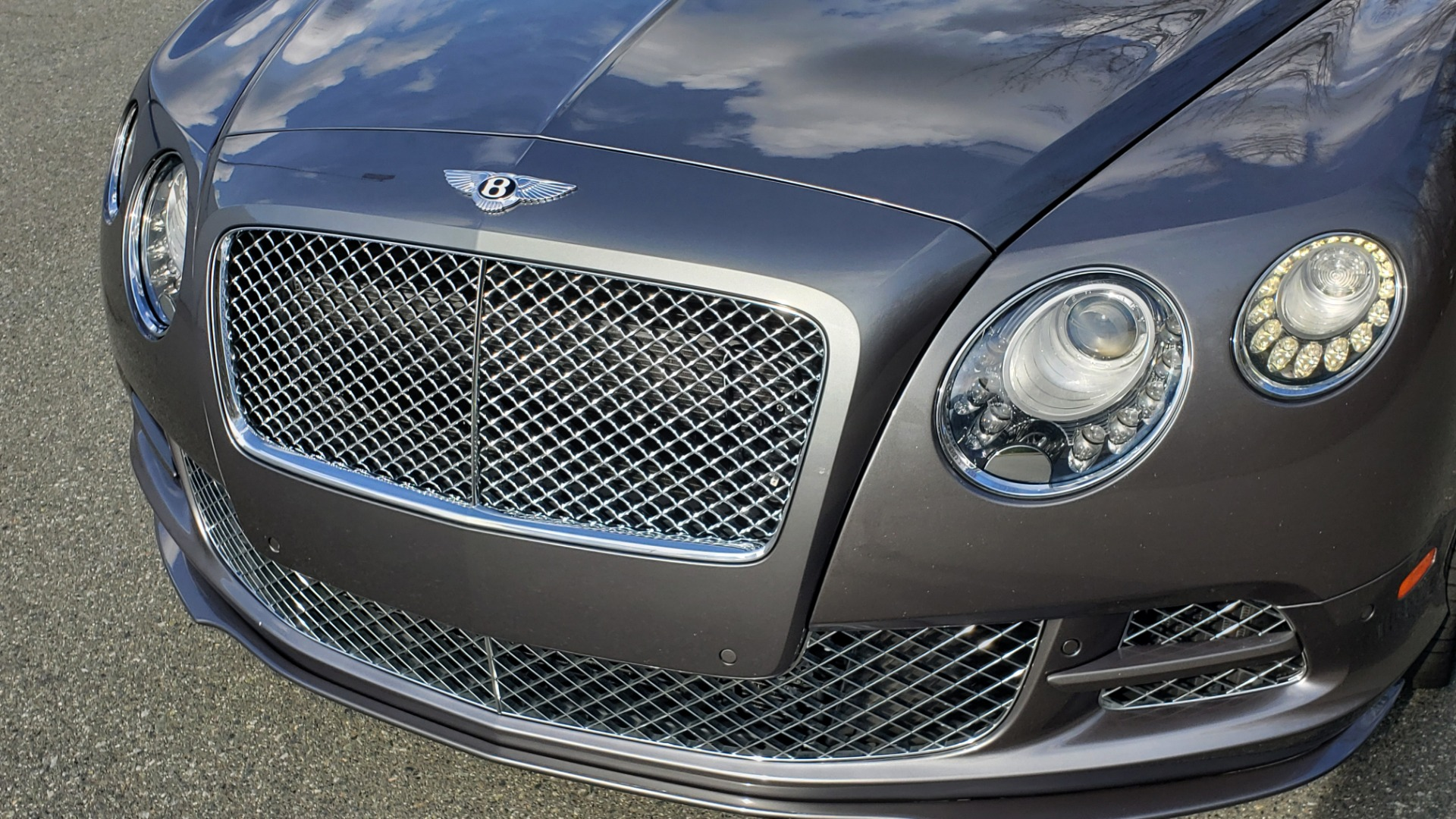 Used 2015 Bentley CONTINENTAL SPEED CONV / 6.0L W12 / NAV / VENT SEATS / REARVIEW for sale Sold at Formula Imports in Charlotte NC 28227 36
