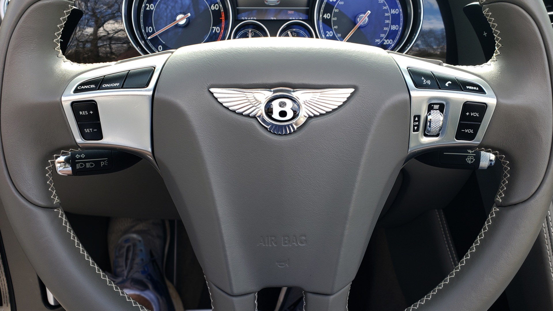 Used 2015 Bentley CONTINENTAL SPEED CONV / 6.0L W12 / NAV / VENT SEATS / REARVIEW for sale Sold at Formula Imports in Charlotte NC 28227 40