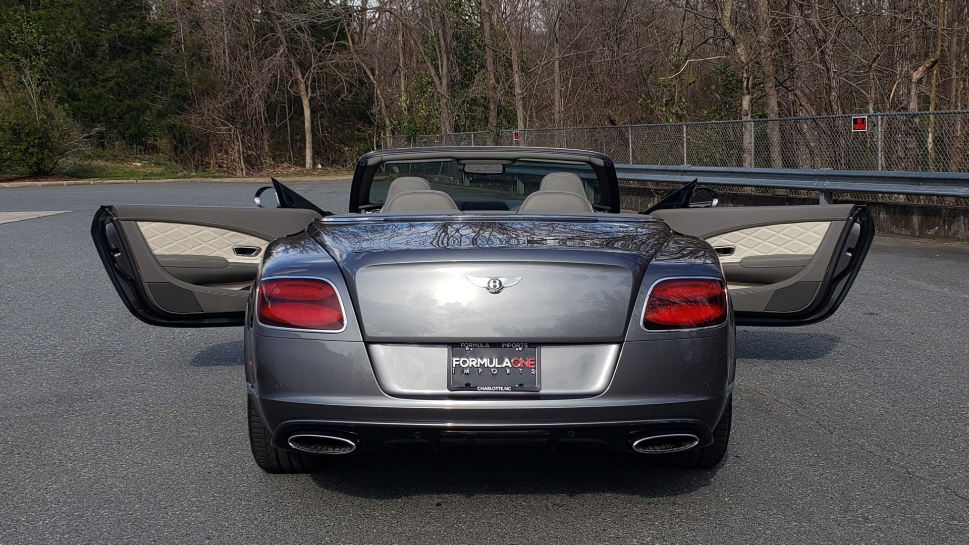 Used 2015 Bentley CONTINENTAL SPEED CONV / 6.0L W12 / NAV / VENT SEATS / REARVIEW for sale Sold at Formula Imports in Charlotte NC 28227 41