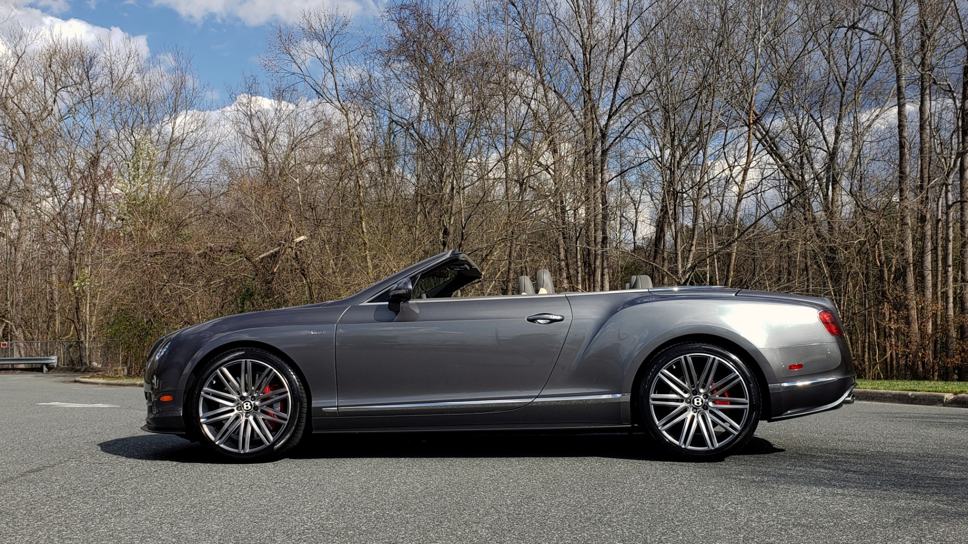 Used 2015 Bentley CONTINENTAL SPEED CONV / 6.0L W12 / NAV / VENT SEATS / REARVIEW for sale Sold at Formula Imports in Charlotte NC 28227 5