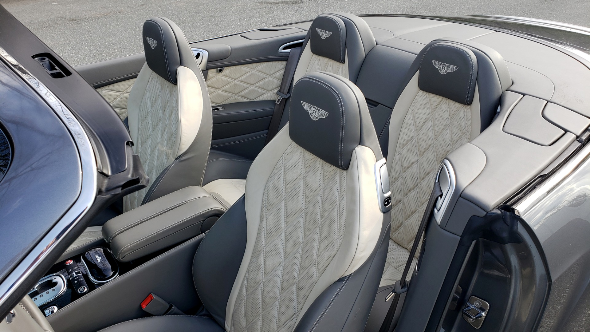 Used 2015 Bentley CONTINENTAL SPEED CONV / 6.0L W12 / NAV / VENT SEATS / REARVIEW for sale Sold at Formula Imports in Charlotte NC 28227 51