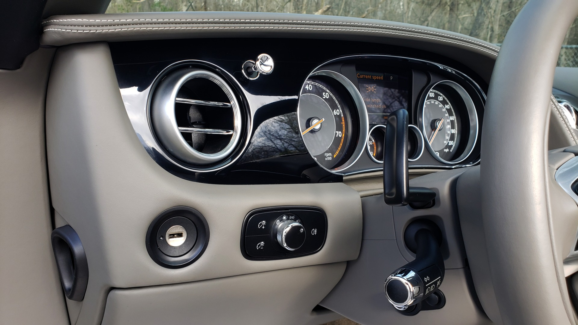 Used 2015 Bentley CONTINENTAL SPEED CONV / 6.0L W12 / NAV / VENT SEATS / REARVIEW for sale Sold at Formula Imports in Charlotte NC 28227 53