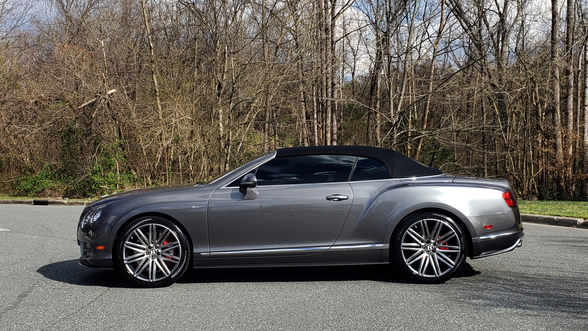 Used 2015 Bentley CONTINENTAL SPEED CONV / 6.0L W12 / NAV / VENT SEATS / REARVIEW for sale Sold at Formula Imports in Charlotte NC 28227 6