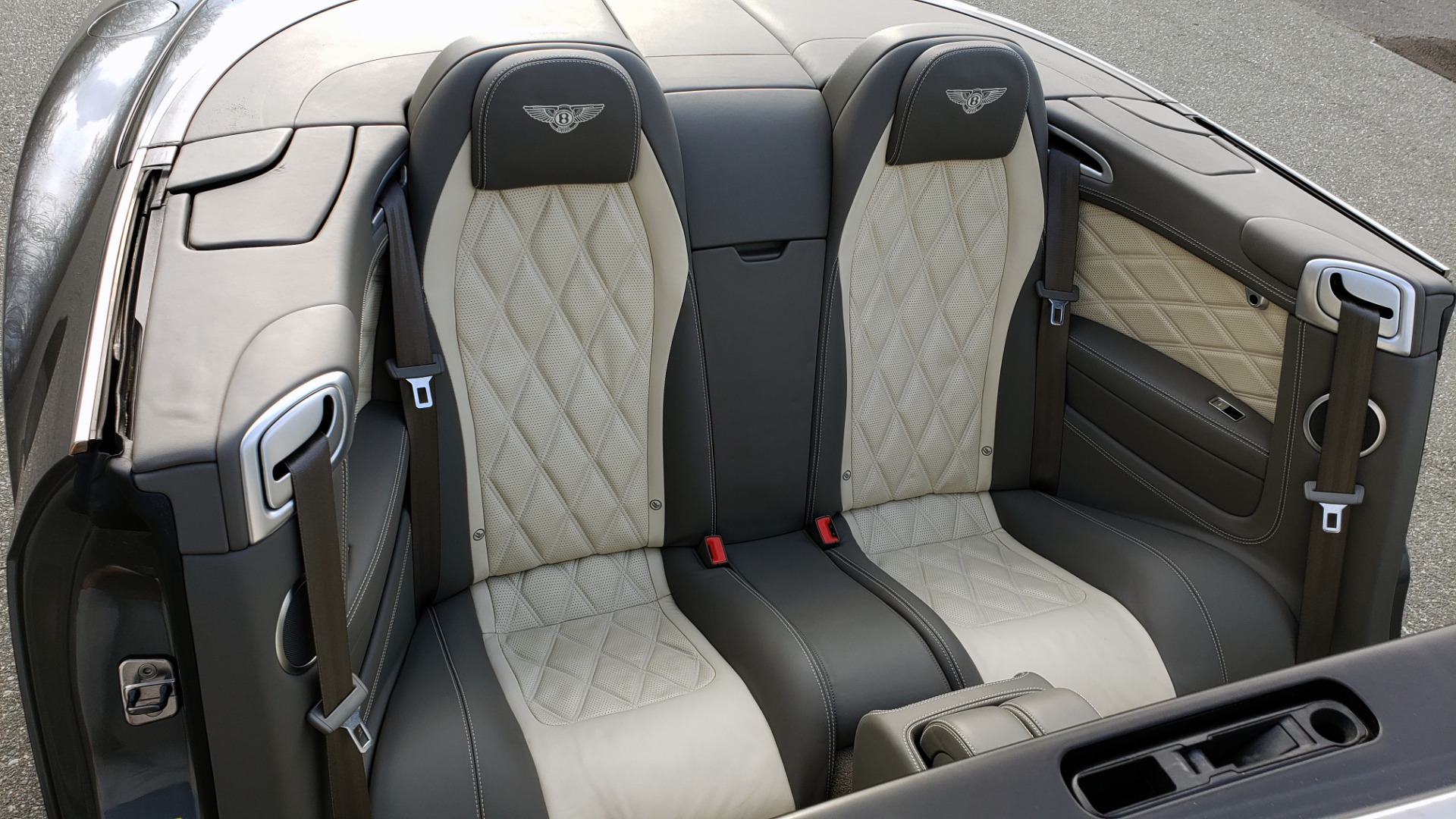 Used 2015 Bentley CONTINENTAL SPEED CONV / 6.0L W12 / NAV / VENT SEATS / REARVIEW for sale Sold at Formula Imports in Charlotte NC 28227 64