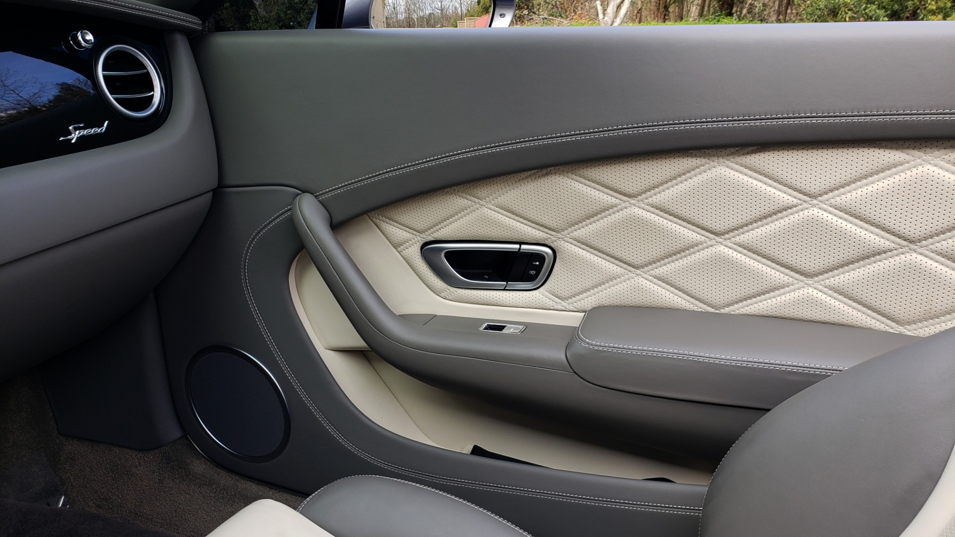 Used 2015 Bentley CONTINENTAL SPEED CONV / 6.0L W12 / NAV / VENT SEATS / REARVIEW for sale Sold at Formula Imports in Charlotte NC 28227 79