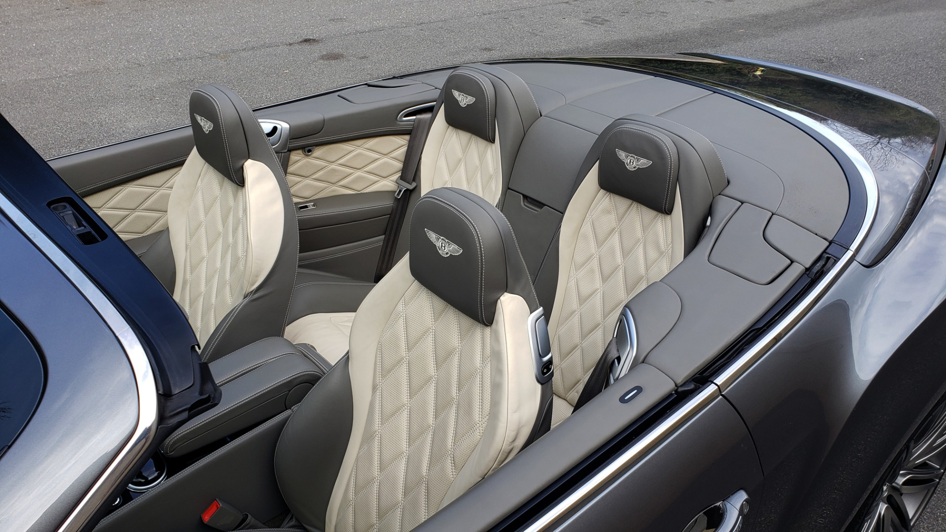Used 2015 Bentley CONTINENTAL SPEED CONV / 6.0L W12 / NAV / VENT SEATS / REARVIEW for sale Sold at Formula Imports in Charlotte NC 28227 86