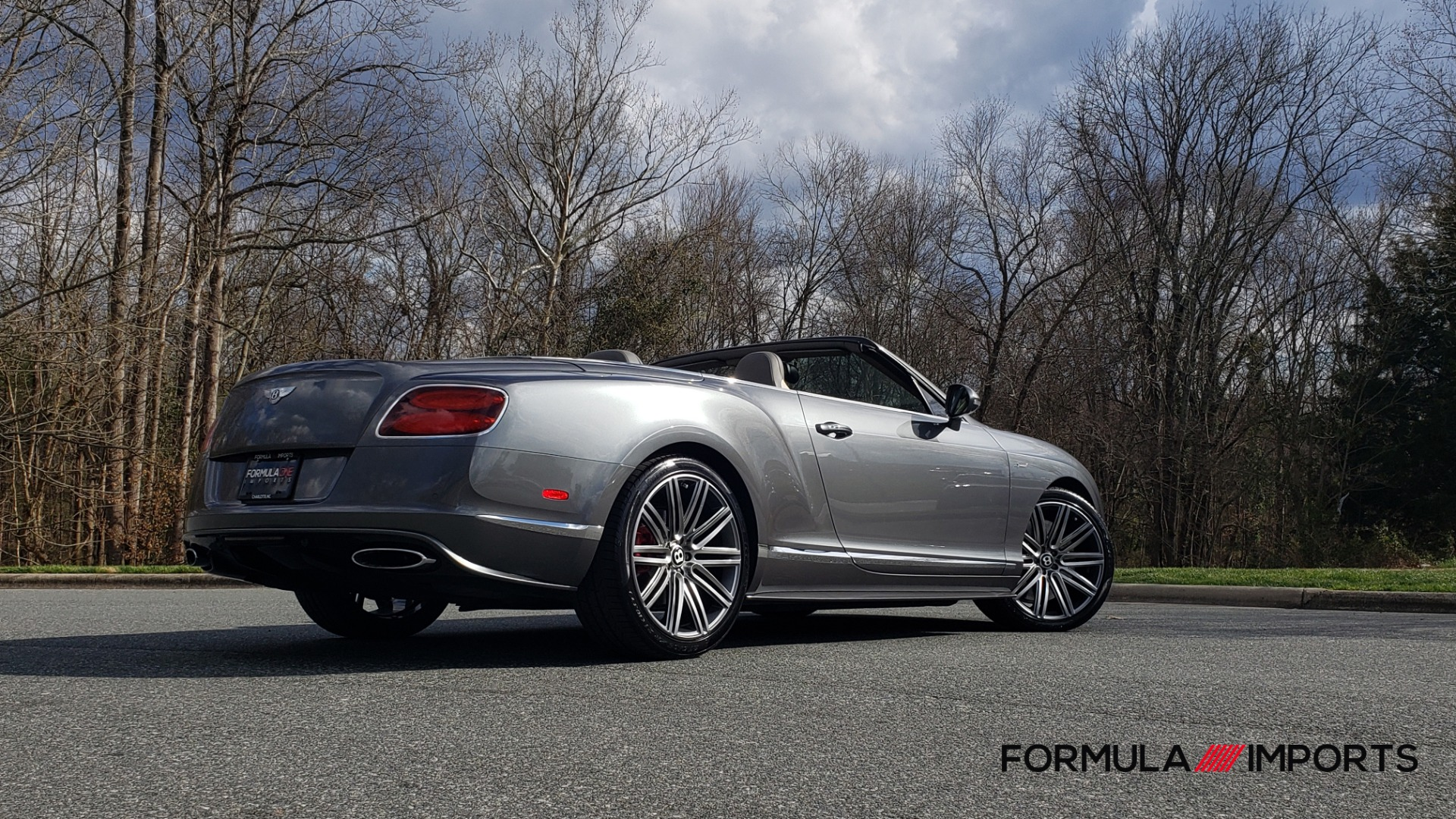 Used 2015 Bentley CONTINENTAL SPEED CONV / 6.0L W12 / NAV / VENT SEATS / REARVIEW for sale Sold at Formula Imports in Charlotte NC 28227 9