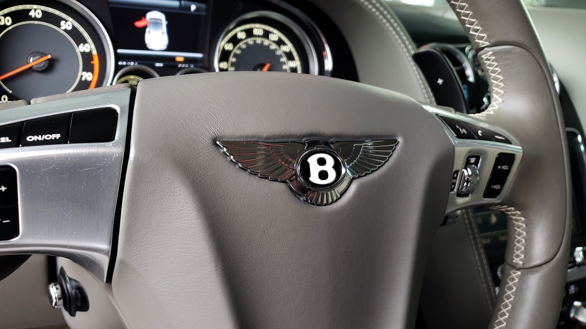 Used 2015 Bentley CONTINENTAL SPEED CONV / 6.0L W12 / NAV / VENT SEATS / REARVIEW for sale Sold at Formula Imports in Charlotte NC 28227 96