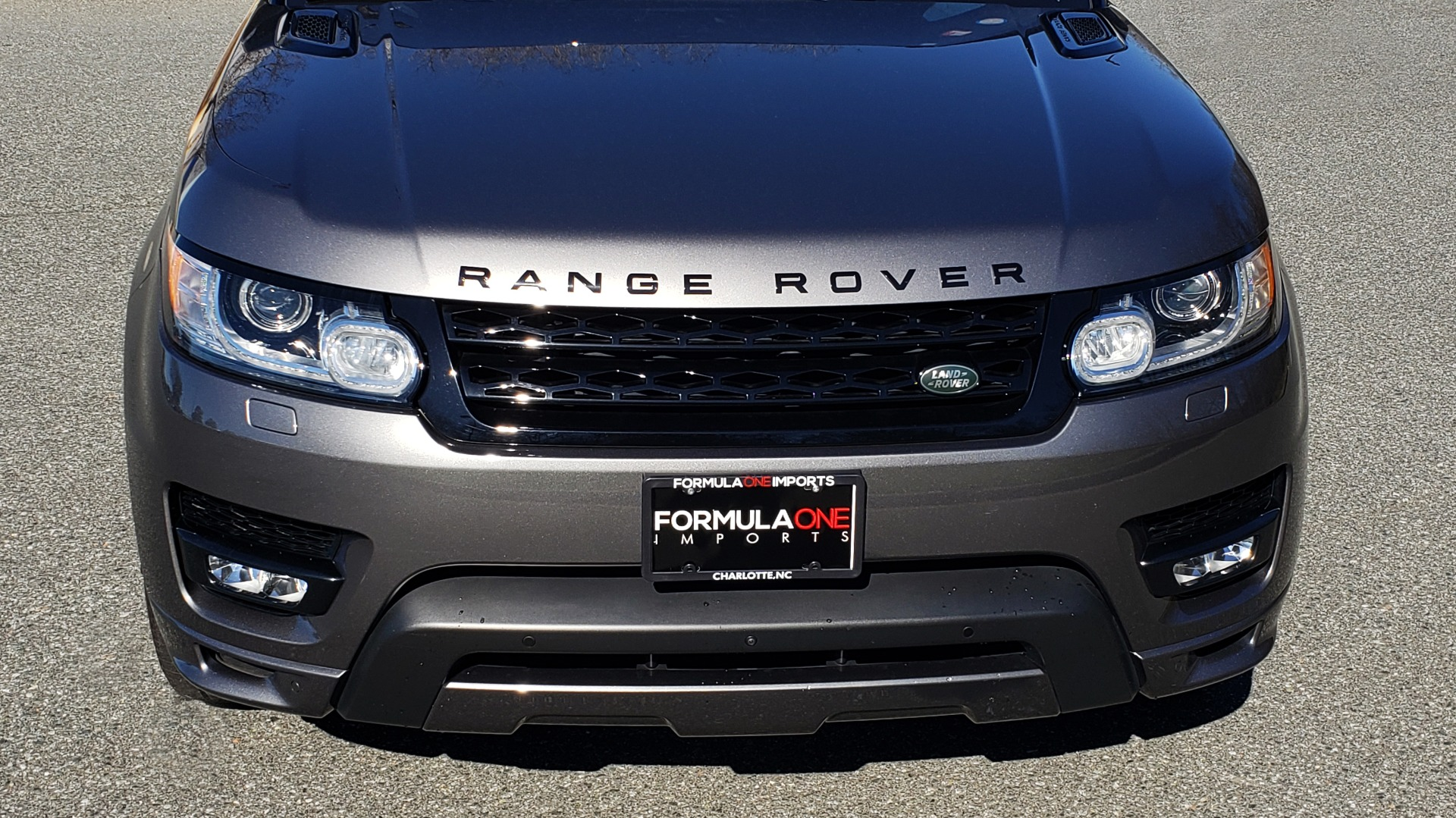 Used 2017 Land Rover RANGE ROVER SPORT HSE DYNAMIC / NAV / SUNROOF / REARVIEW for sale Sold at Formula Imports in Charlotte NC 28227 14