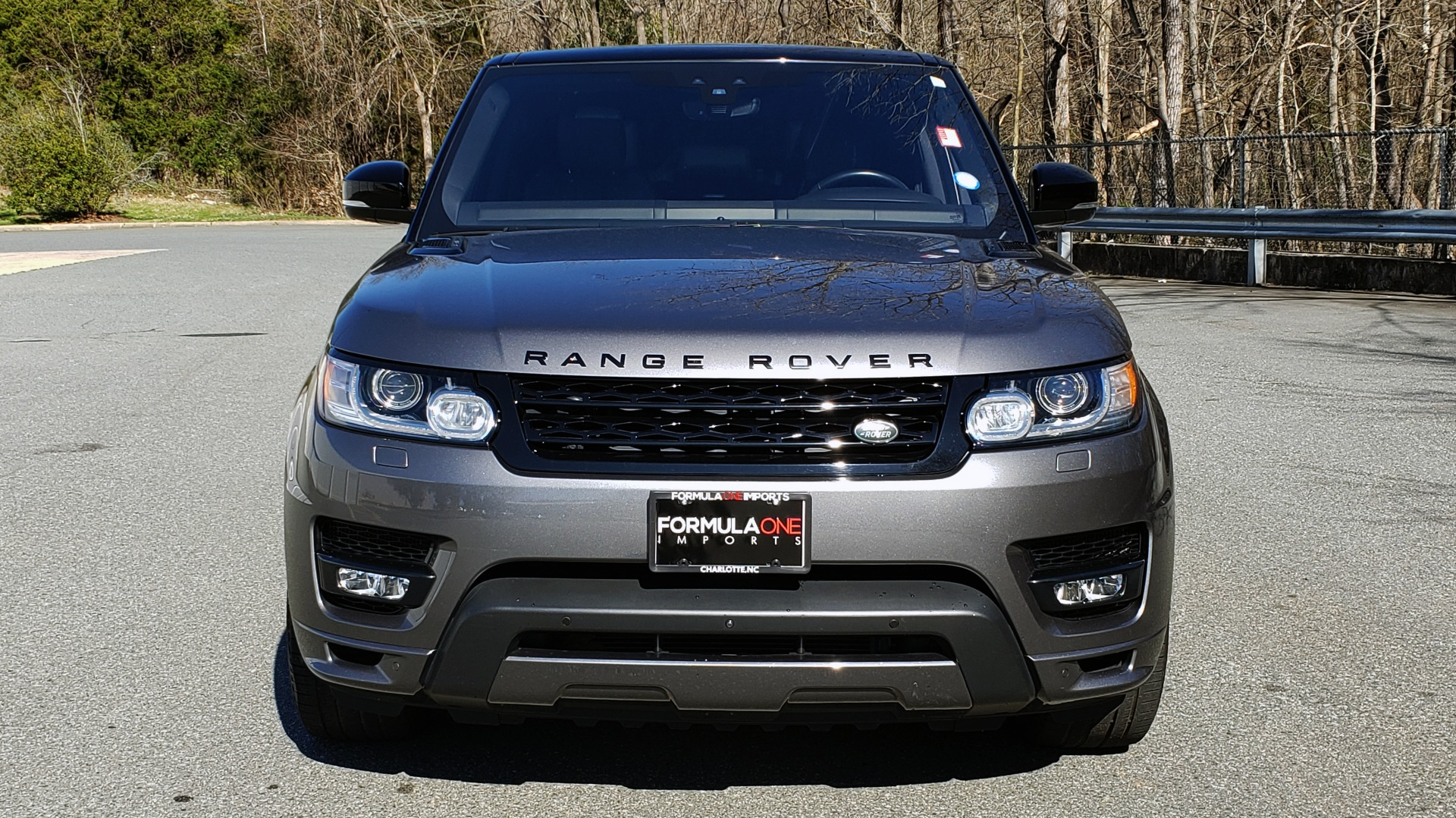 Used 2017 Land Rover RANGE ROVER SPORT HSE DYNAMIC / NAV / SUNROOF / REARVIEW for sale Sold at Formula Imports in Charlotte NC 28227 16