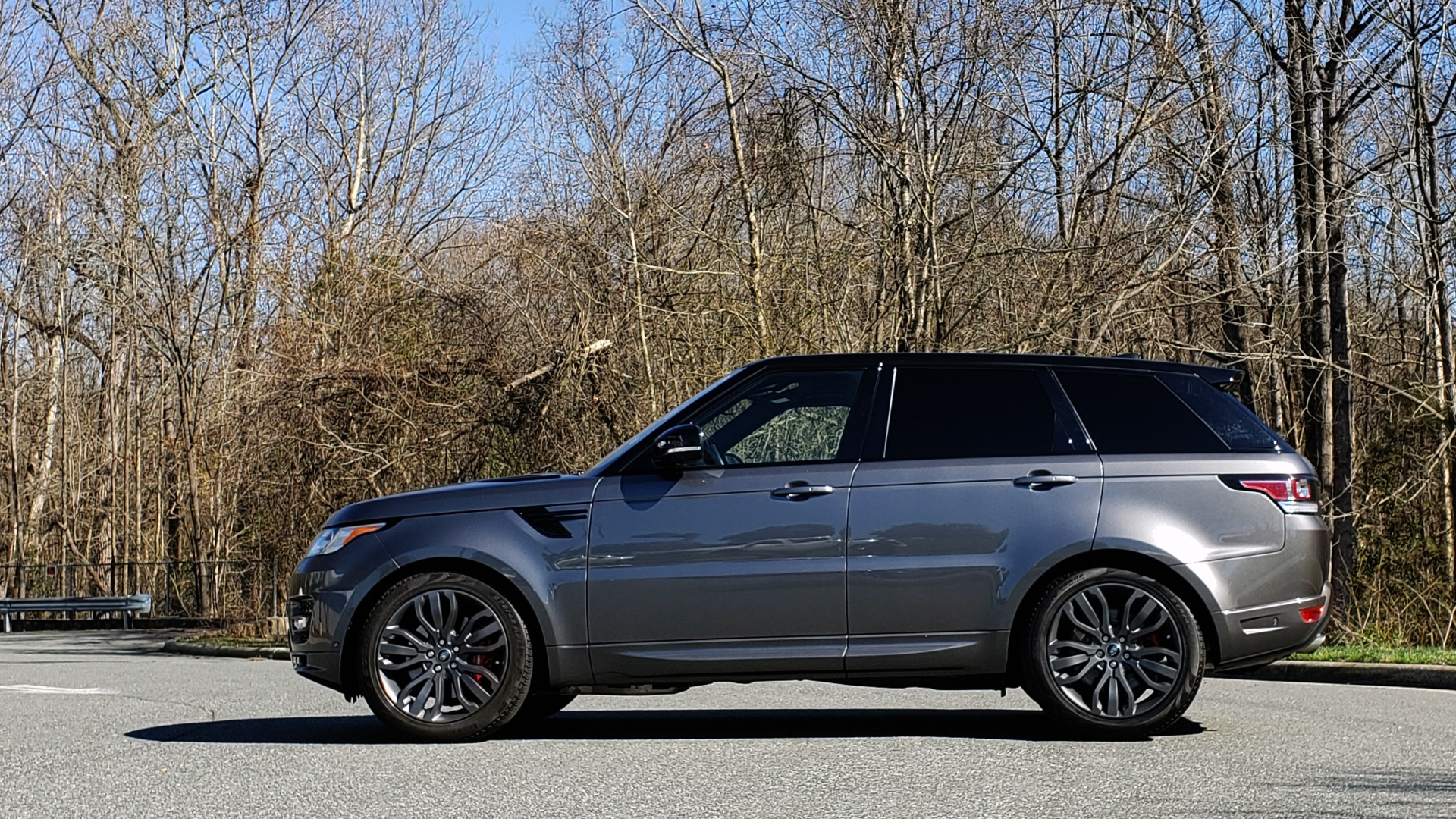 Used 2017 Land Rover RANGE ROVER SPORT HSE DYNAMIC / NAV / SUNROOF / REARVIEW for sale Sold at Formula Imports in Charlotte NC 28227 2