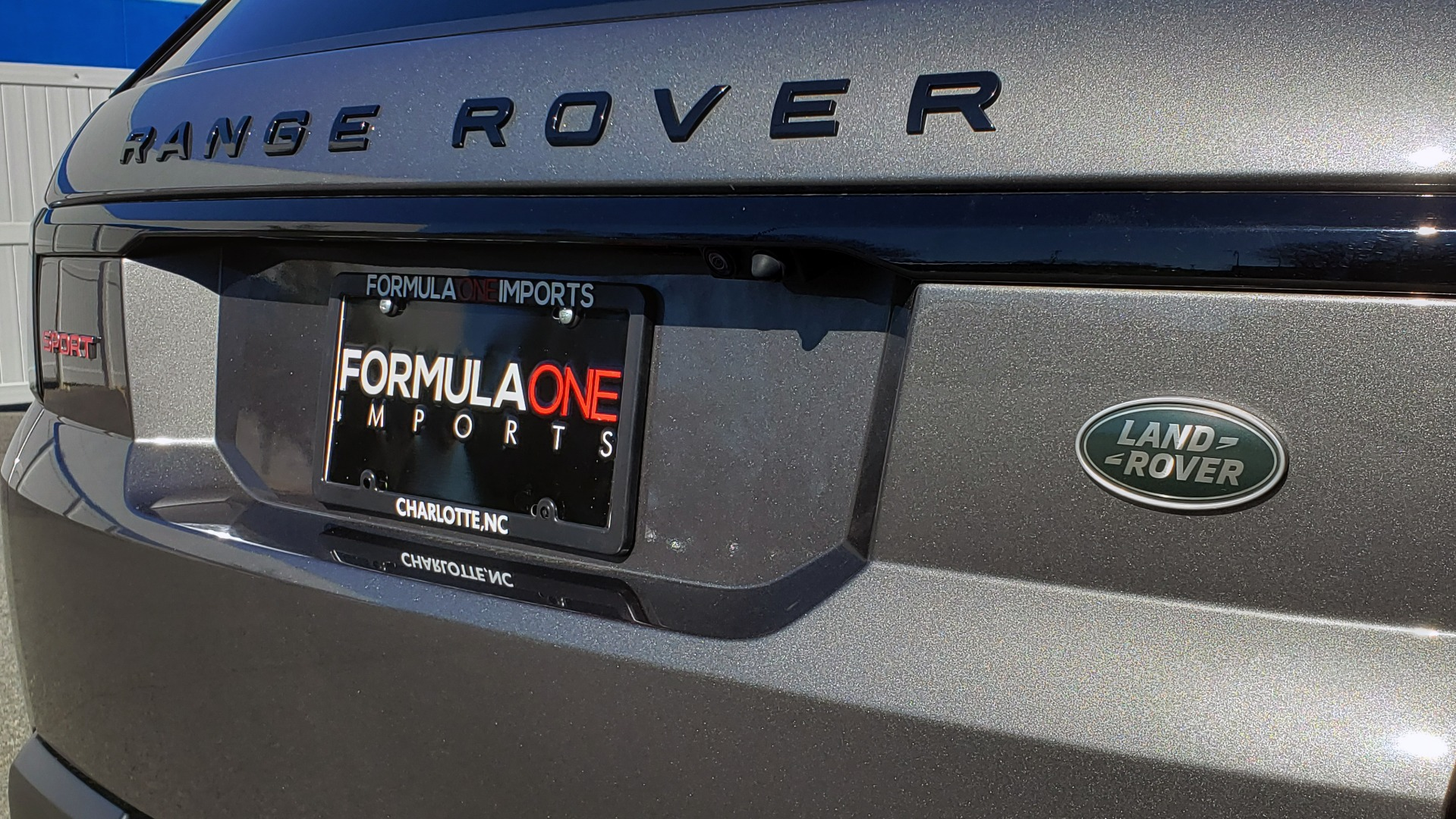 Used 2017 Land Rover RANGE ROVER SPORT HSE DYNAMIC / NAV / SUNROOF / REARVIEW for sale Sold at Formula Imports in Charlotte NC 28227 26