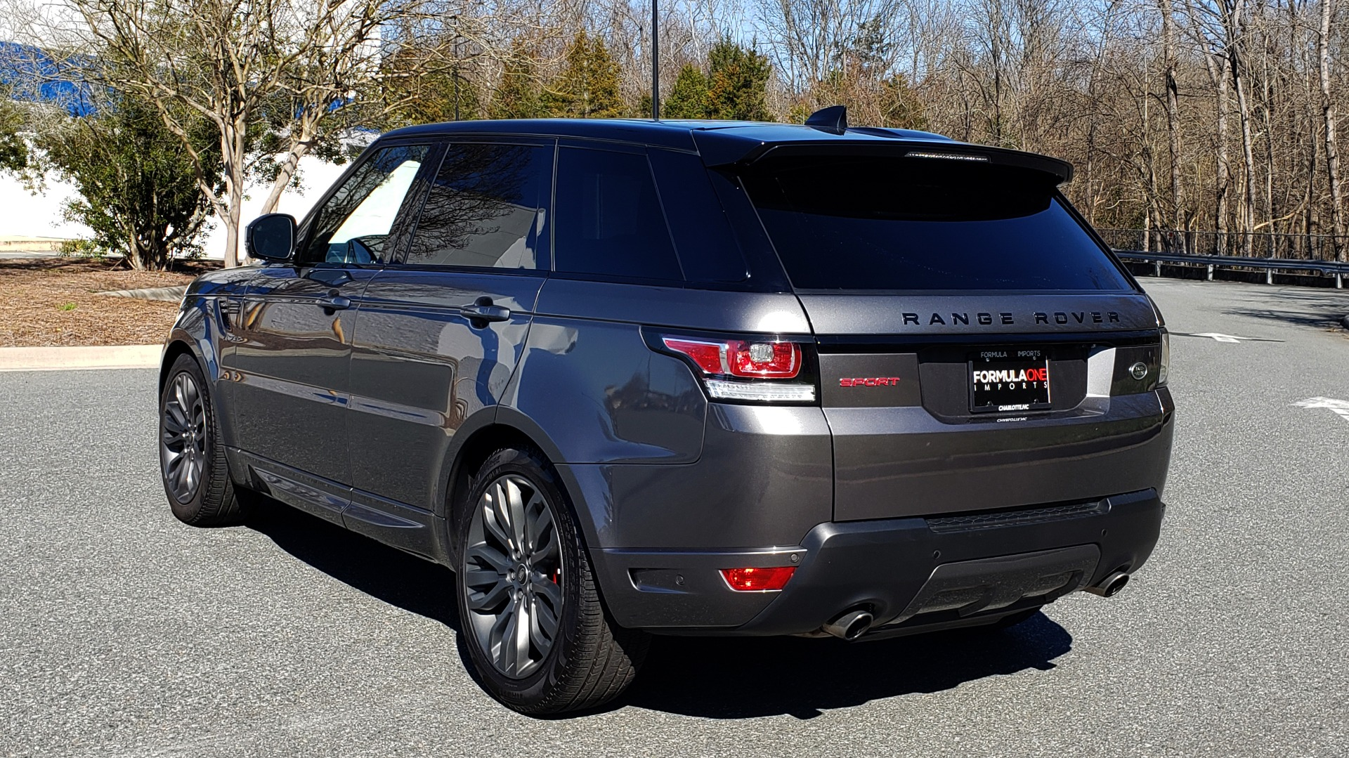 Used 2017 Land Rover RANGE ROVER SPORT HSE DYNAMIC / NAV / SUNROOF / REARVIEW for sale Sold at Formula Imports in Charlotte NC 28227 3