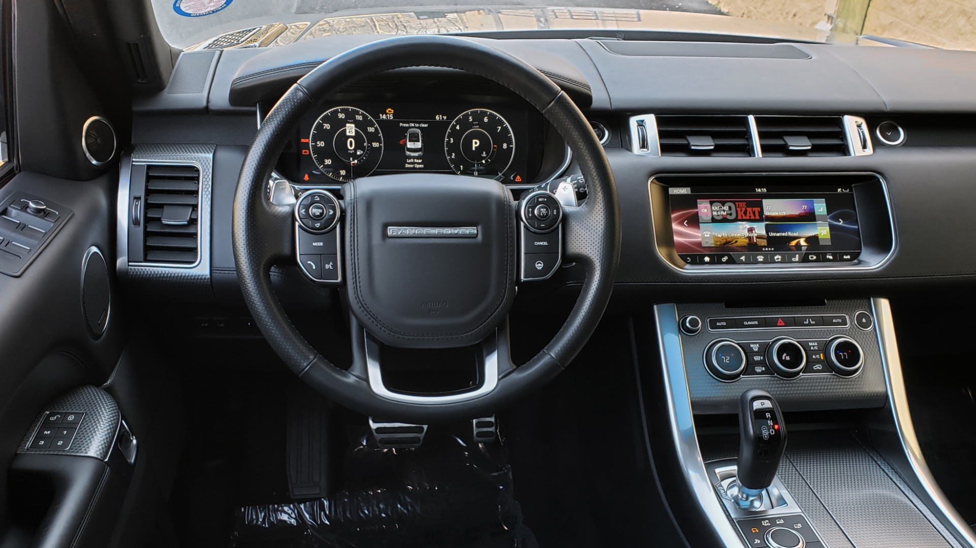 Used 2017 Land Rover RANGE ROVER SPORT HSE DYNAMIC / NAV / SUNROOF / REARVIEW for sale Sold at Formula Imports in Charlotte NC 28227 34