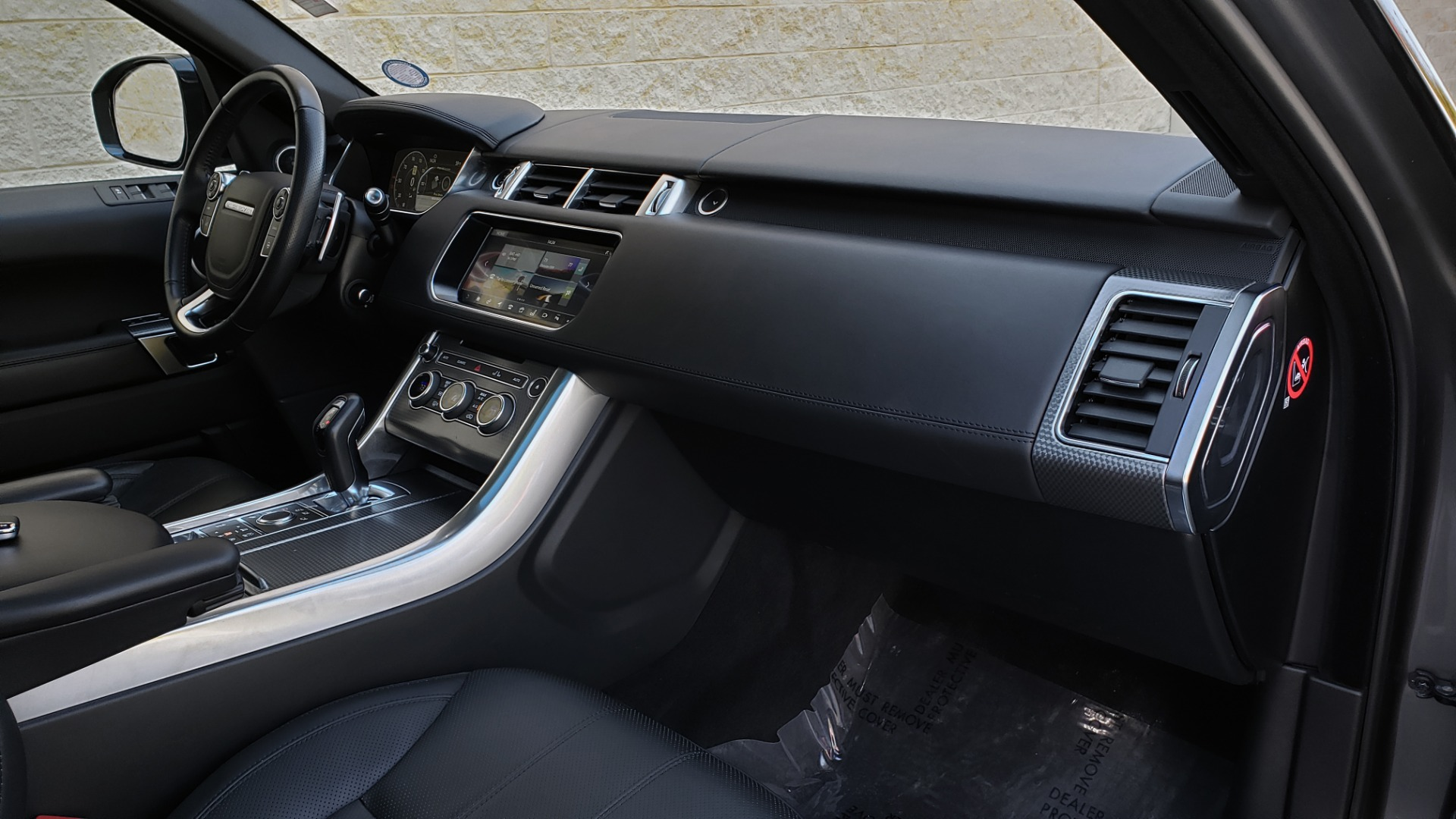 Used 2017 Land Rover RANGE ROVER SPORT HSE DYNAMIC / NAV / SUNROOF / REARVIEW for sale Sold at Formula Imports in Charlotte NC 28227 63