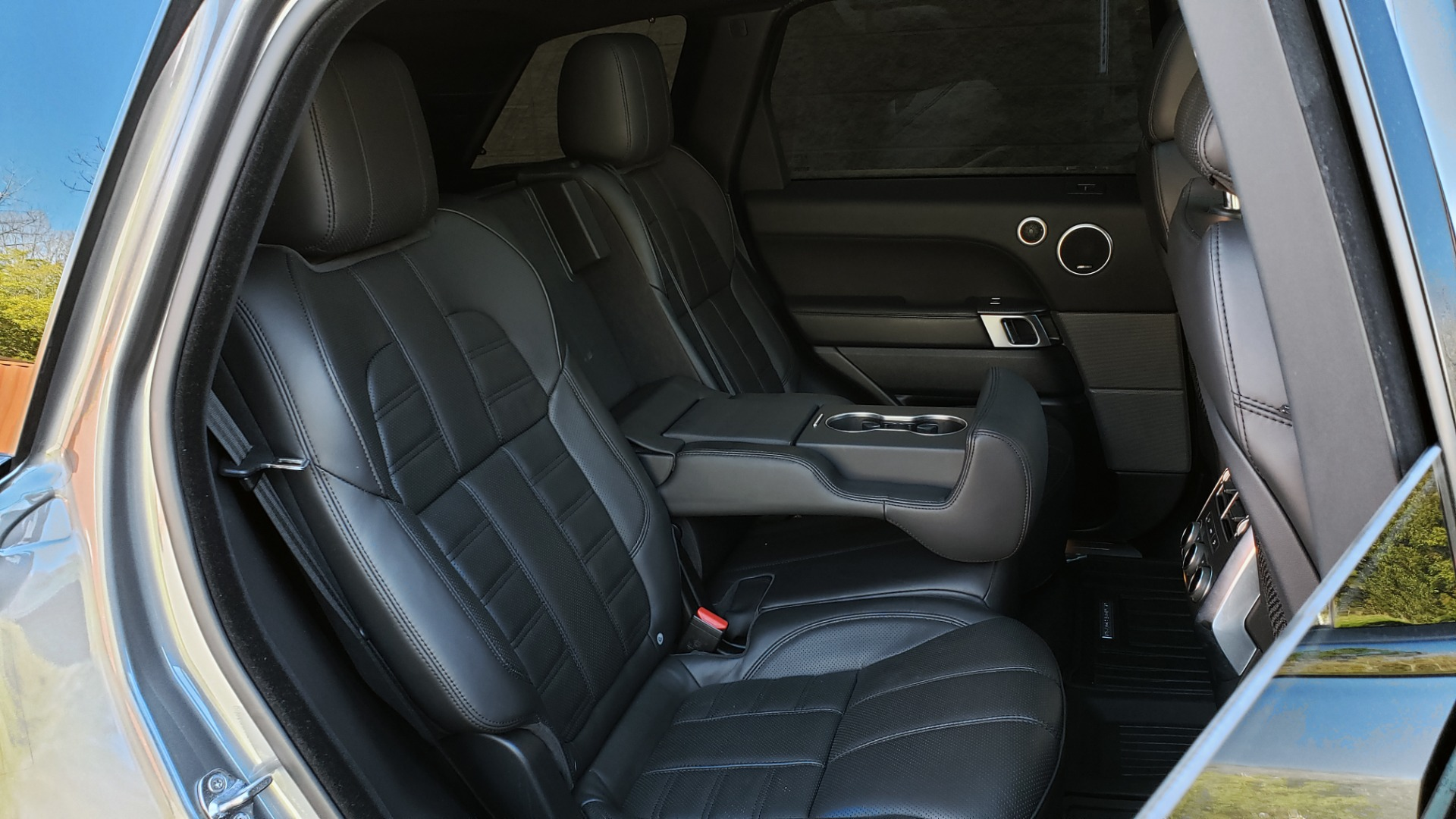 Used 2017 Land Rover RANGE ROVER SPORT HSE DYNAMIC / NAV / SUNROOF / REARVIEW for sale Sold at Formula Imports in Charlotte NC 28227 67