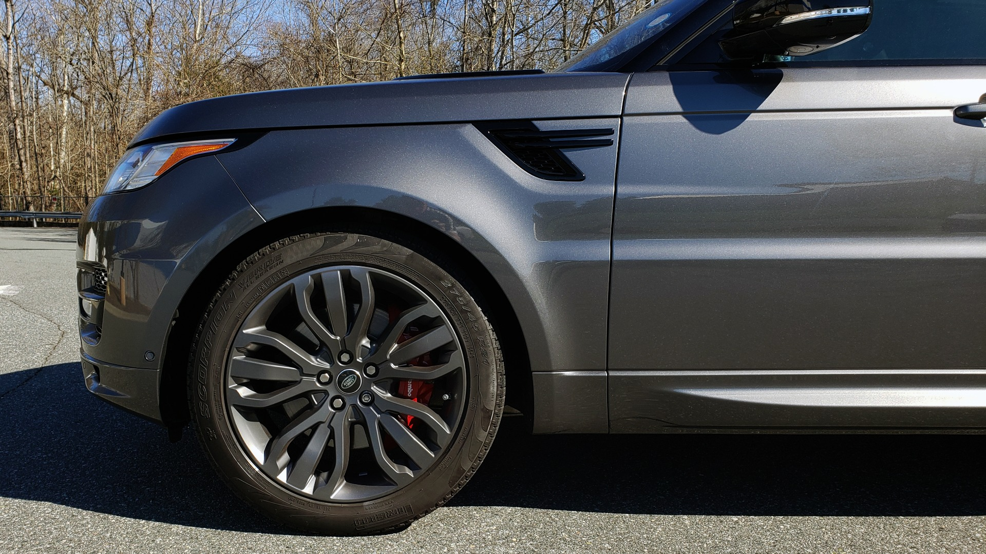 Used 2017 Land Rover RANGE ROVER SPORT HSE DYNAMIC / NAV / SUNROOF / REARVIEW for sale Sold at Formula Imports in Charlotte NC 28227 72