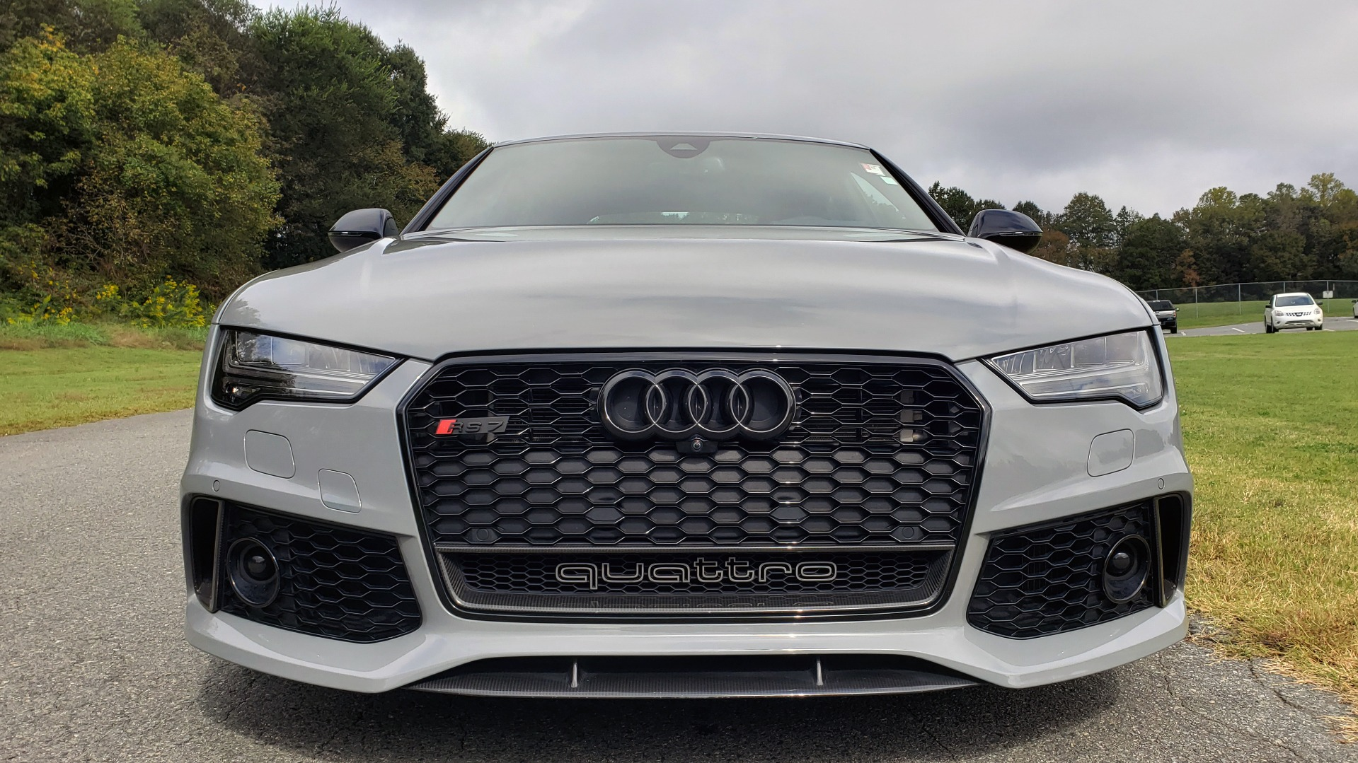 Used 2018 Audi RS 7 4.0T TIPTRONIC / CARBON OPTIC / DRVR ASST / NAV / REARVIEW / 750HP+ for sale Sold at Formula Imports in Charlotte NC 28227 11