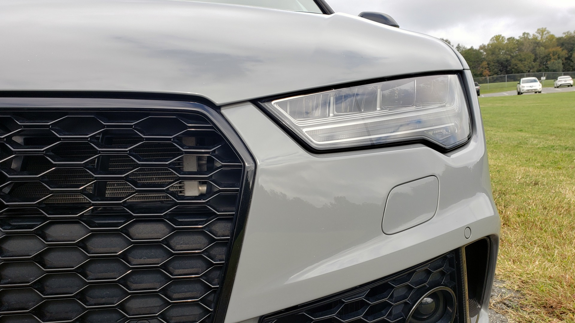 Used 2018 Audi RS 7 4.0T TIPTRONIC / CARBON OPTIC / DRVR ASST / NAV / REARVIEW / 750HP+ for sale Sold at Formula Imports in Charlotte NC 28227 13