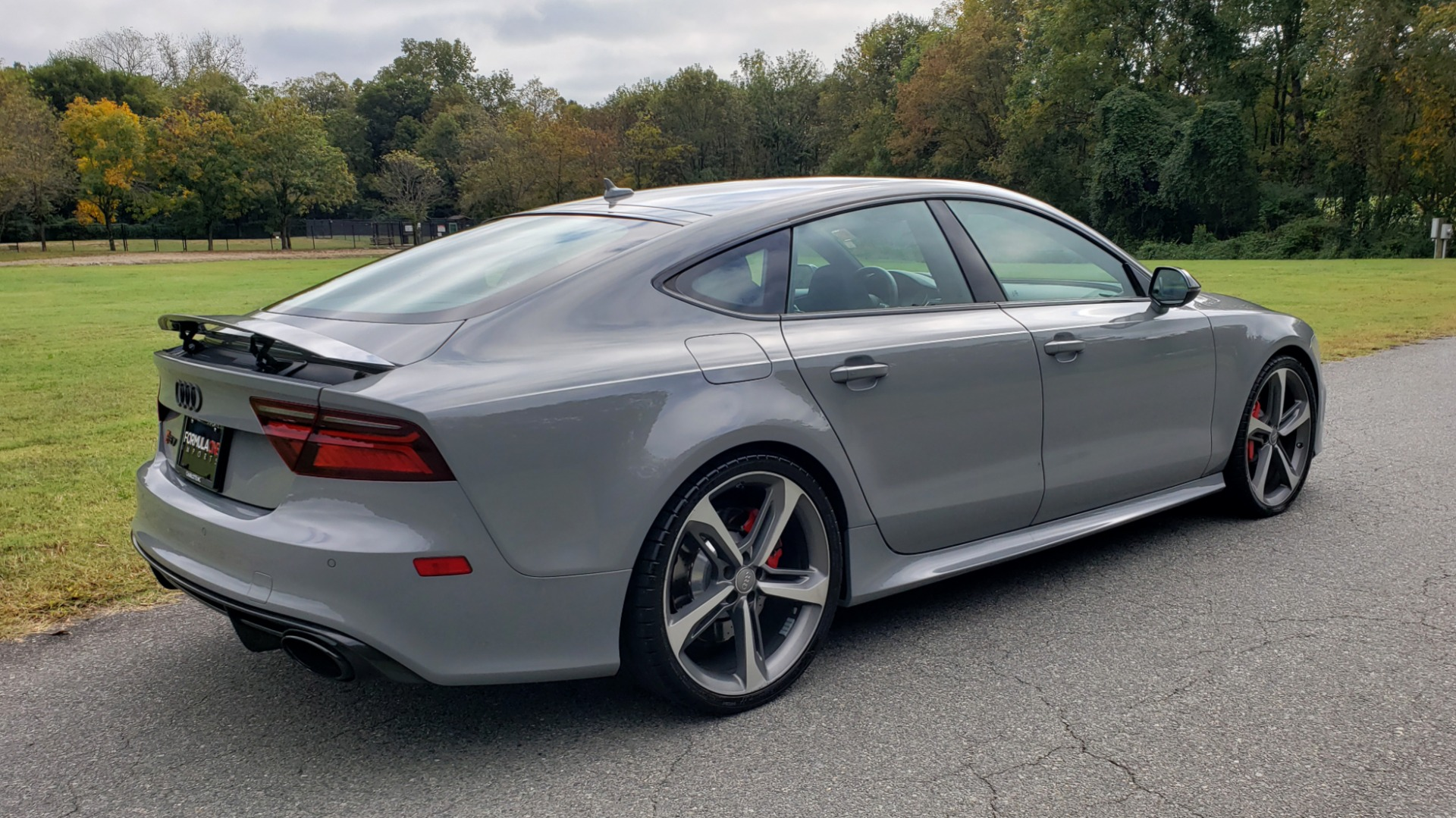 Used 2018 Audi RS 7 for sale Sold at Formula One Imports in Charlotte NC 28227 19