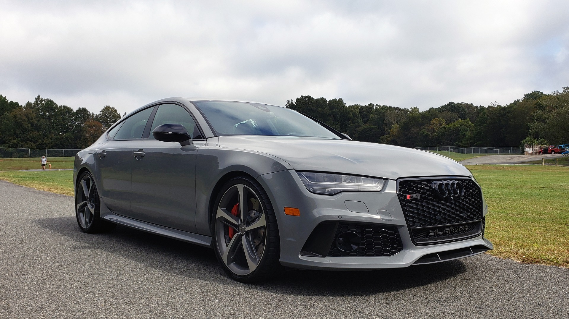 Used 2018 Audi RS 7 4.0T TIPTRONIC / CARBON OPTIC / DRVR ASST / NAV / REARVIEW / 750HP+ for sale Sold at Formula Imports in Charlotte NC 28227 5
