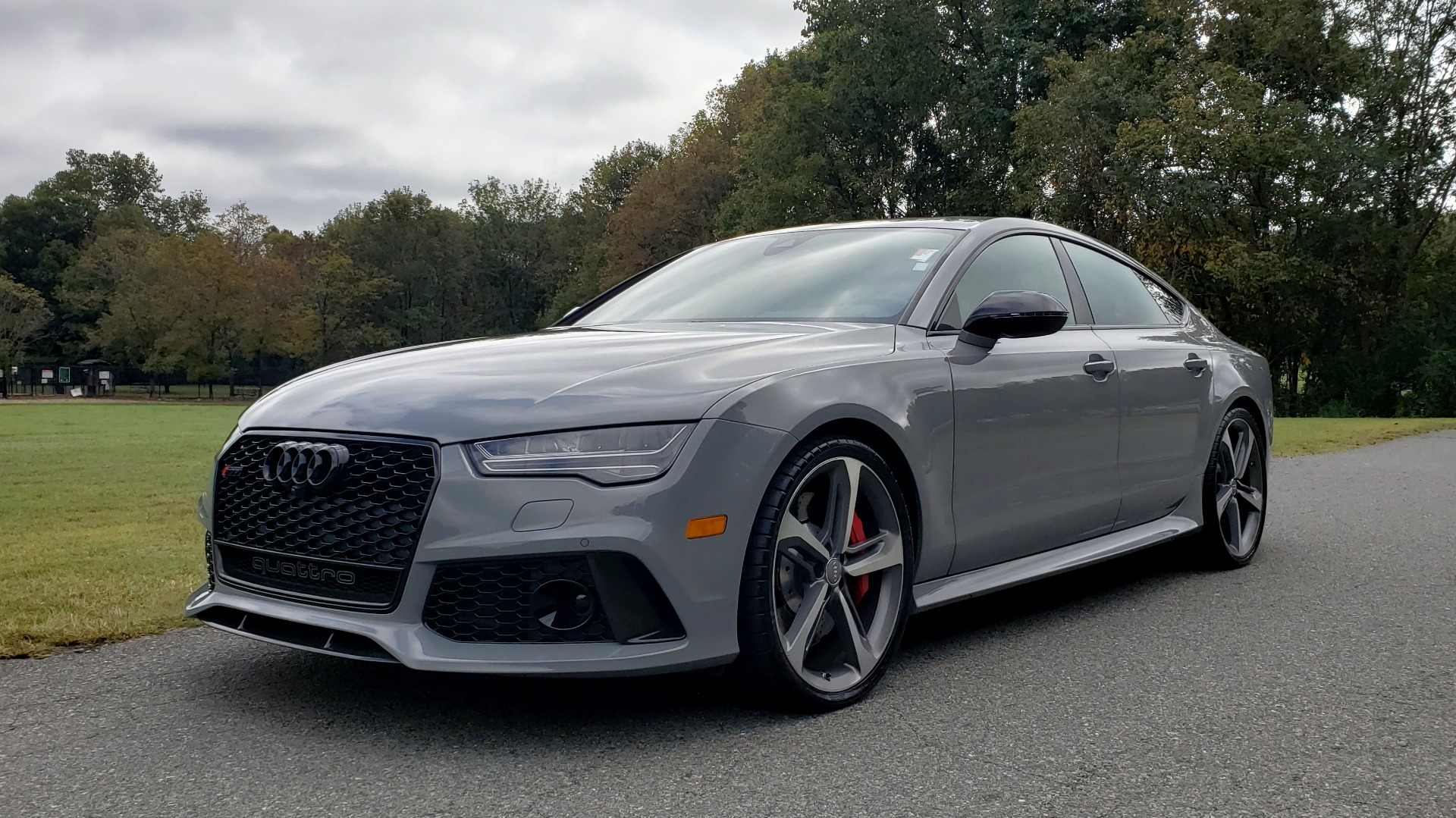 Used 2018 Audi RS 7 for sale Sold at Formula One Imports in Charlotte NC 28227 6