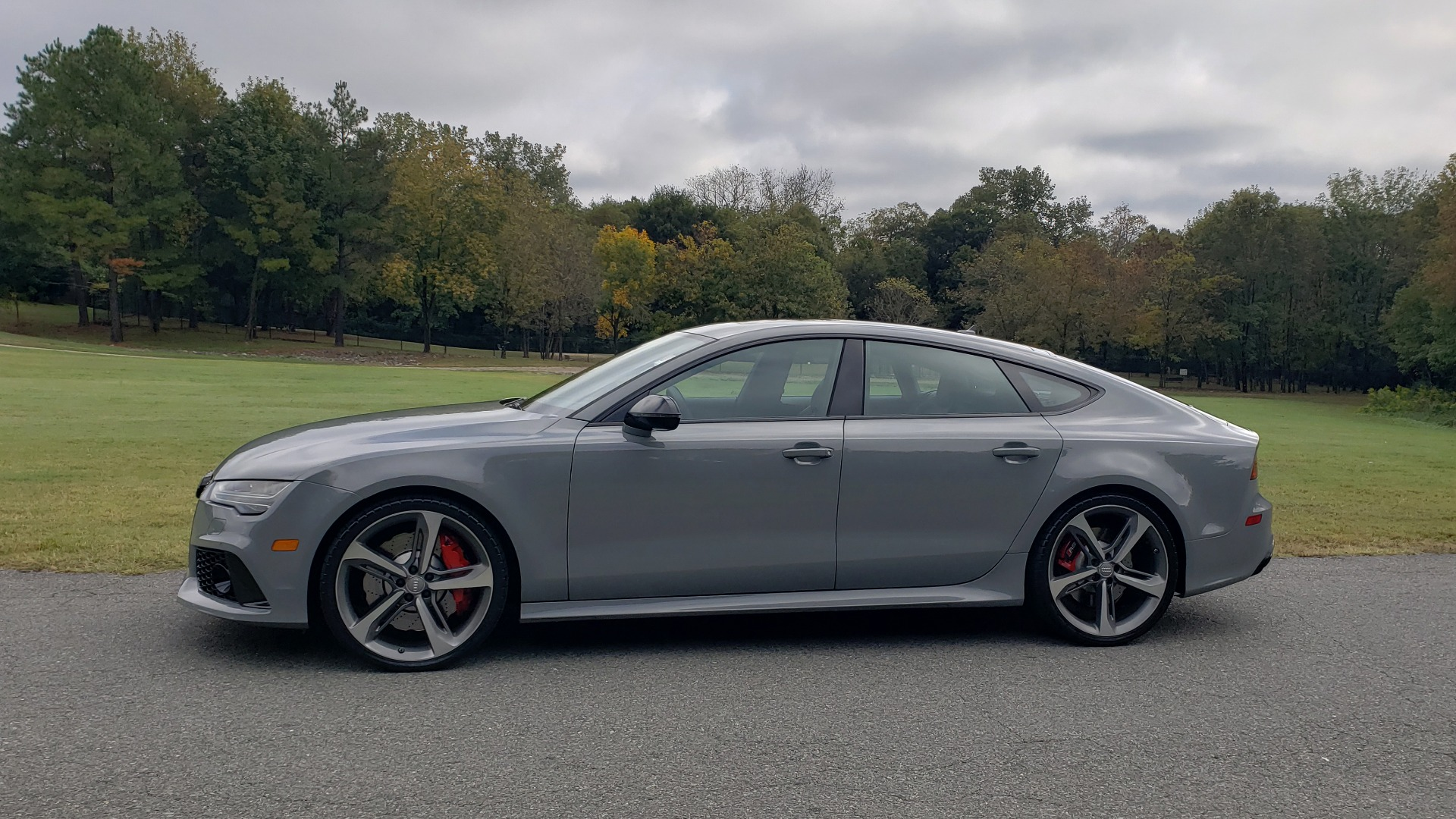 Used 2018 Audi RS 7 for sale Sold at Formula One Imports in Charlotte NC 28227 7