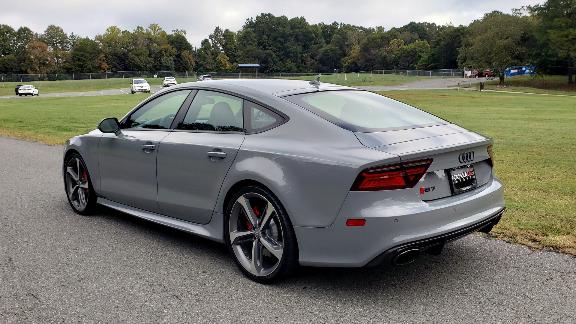 Used 2018 Audi RS 7 for sale Sold at Formula One Imports in Charlotte NC 28227 8