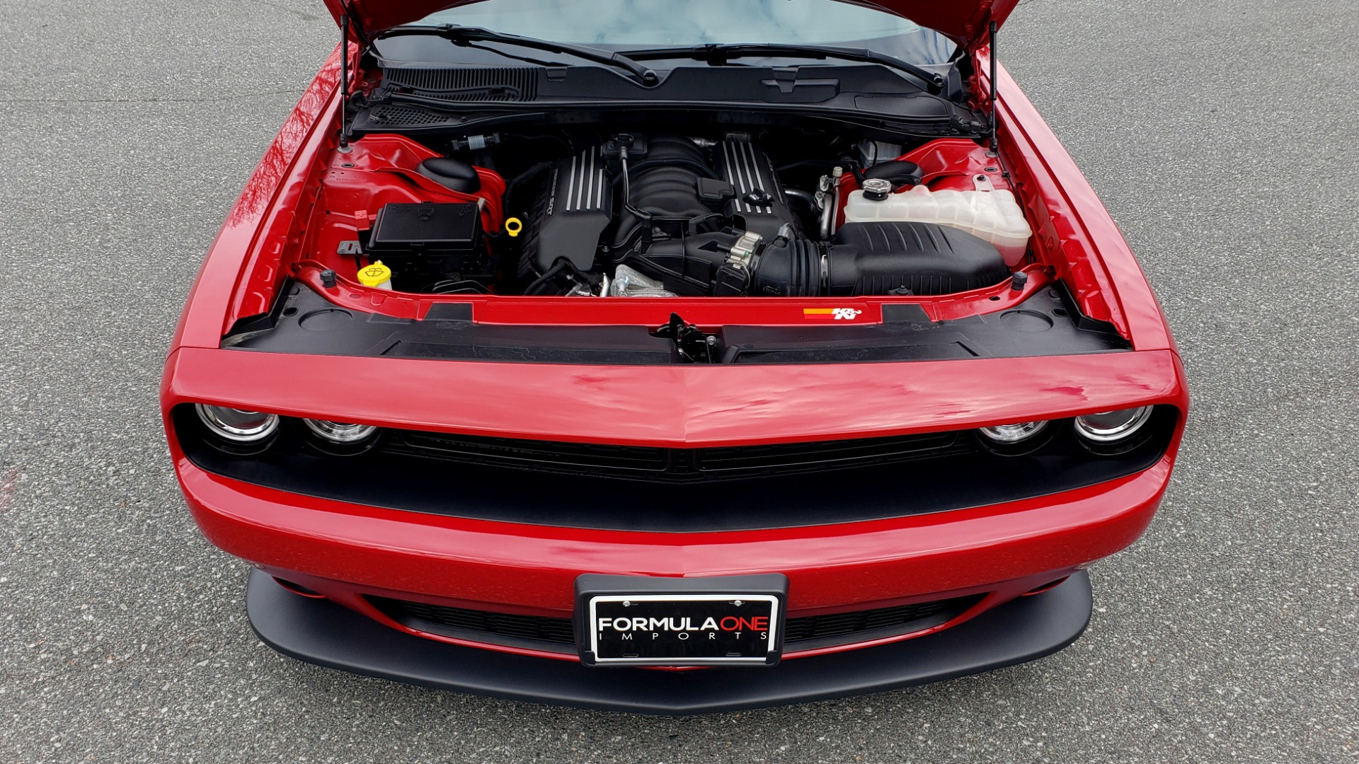 Used 2016 Dodge CHALLENGER R/T SCAT PACK / TECHNOLOGY / ALPINE / 6-SPEED MAN for sale Sold at Formula Imports in Charlotte NC 28227 14