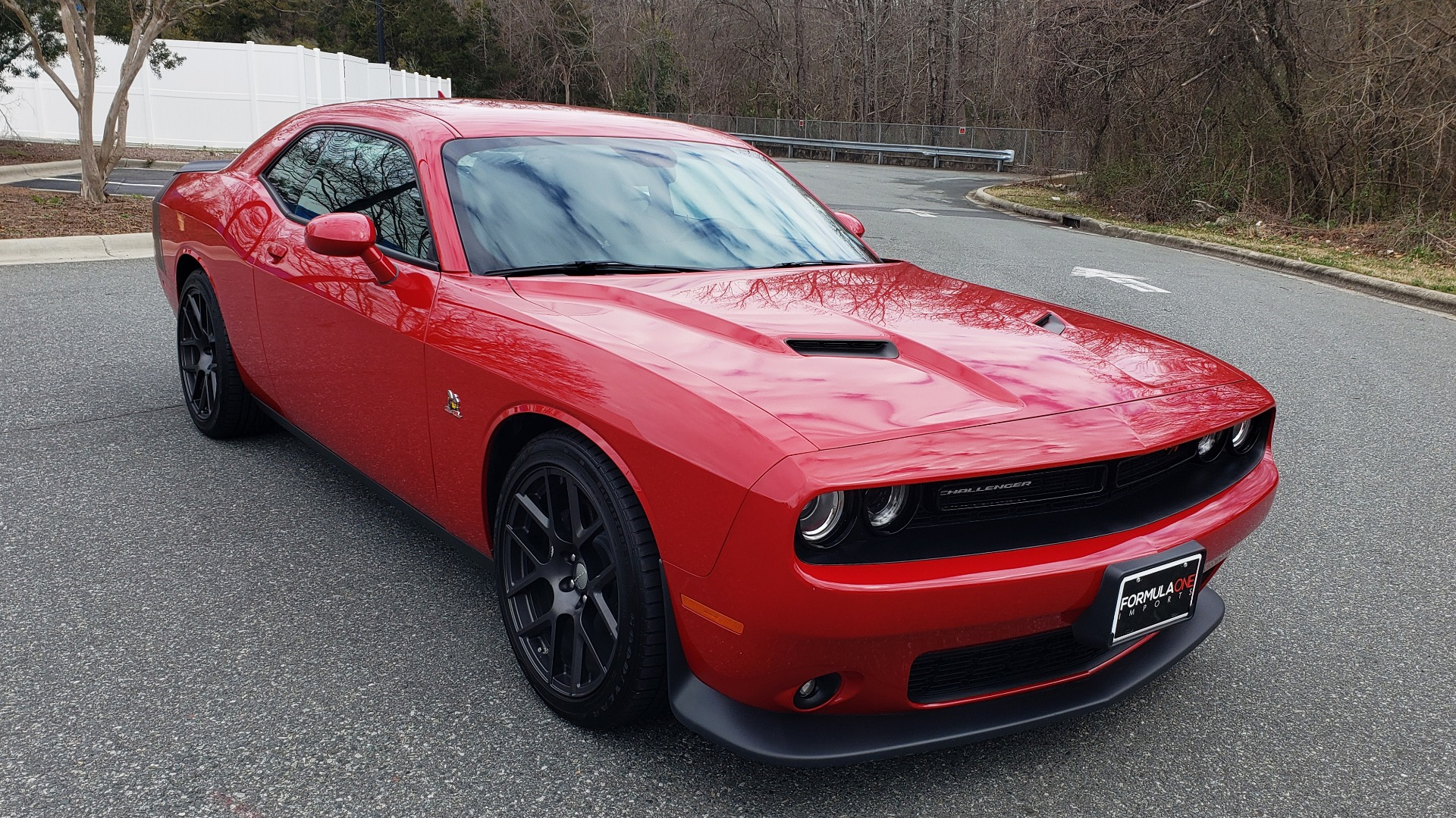 Used 2016 Dodge CHALLENGER R/T SCAT PACK / TECHNOLOGY / ALPINE / 6-SPEED MAN for sale Sold at Formula Imports in Charlotte NC 28227 5