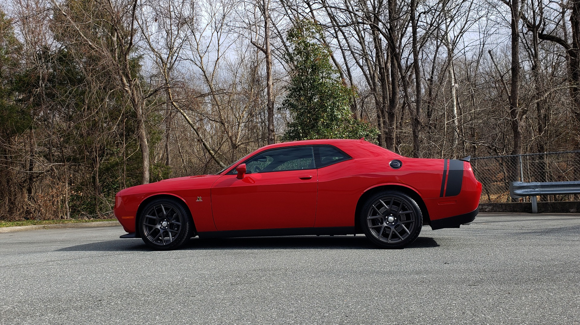 Used 2016 Dodge CHALLENGER R/T SCAT PACK / TECHNOLOGY / ALPINE / 6-SPEED MAN for sale Sold at Formula Imports in Charlotte NC 28227 74