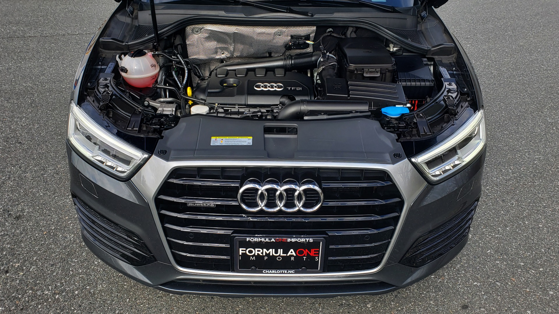Used 2018 Audi Q3 2.0T PREMIUM PLUS / AWD / PANO-ROOF / REARVIEW for sale Sold at Formula Imports in Charlotte NC 28227 10