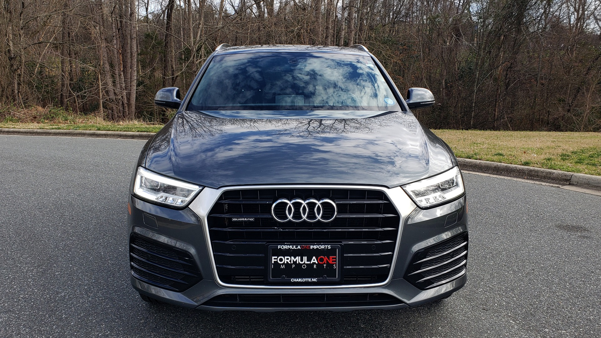 Used 2018 Audi Q3 2.0T PREMIUM PLUS / AWD / PANO-ROOF / REARVIEW for sale Sold at Formula Imports in Charlotte NC 28227 20