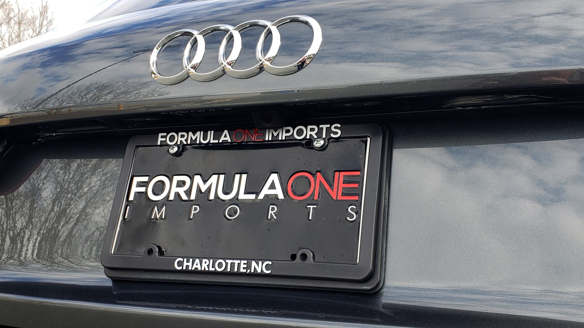 Used 2018 Audi Q3 2.0T PREMIUM PLUS / AWD / PANO-ROOF / REARVIEW for sale Sold at Formula Imports in Charlotte NC 28227 30