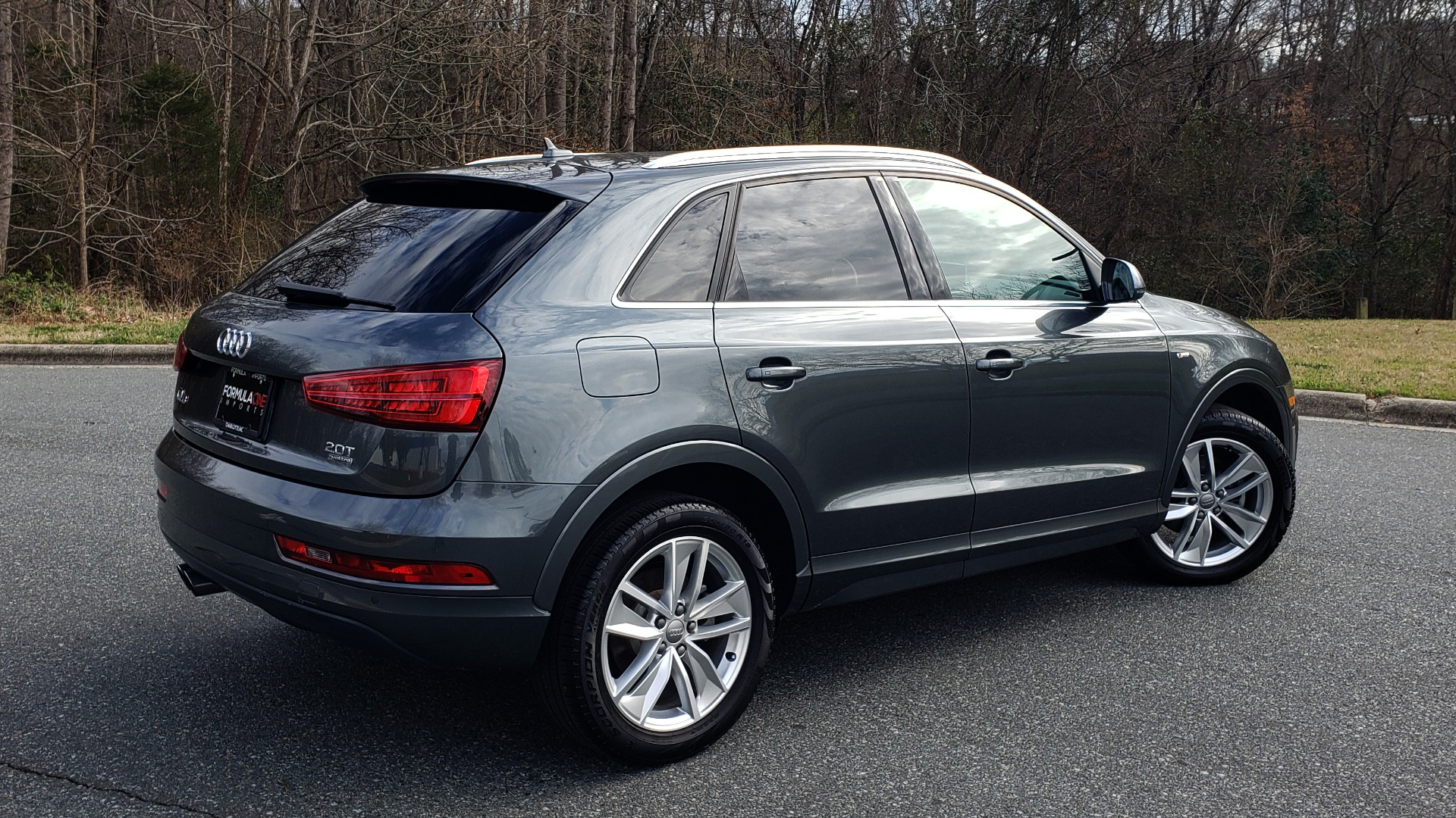 Used 2018 Audi Q3 2.0T PREMIUM PLUS / AWD / PANO-ROOF / REARVIEW for sale Sold at Formula Imports in Charlotte NC 28227 6