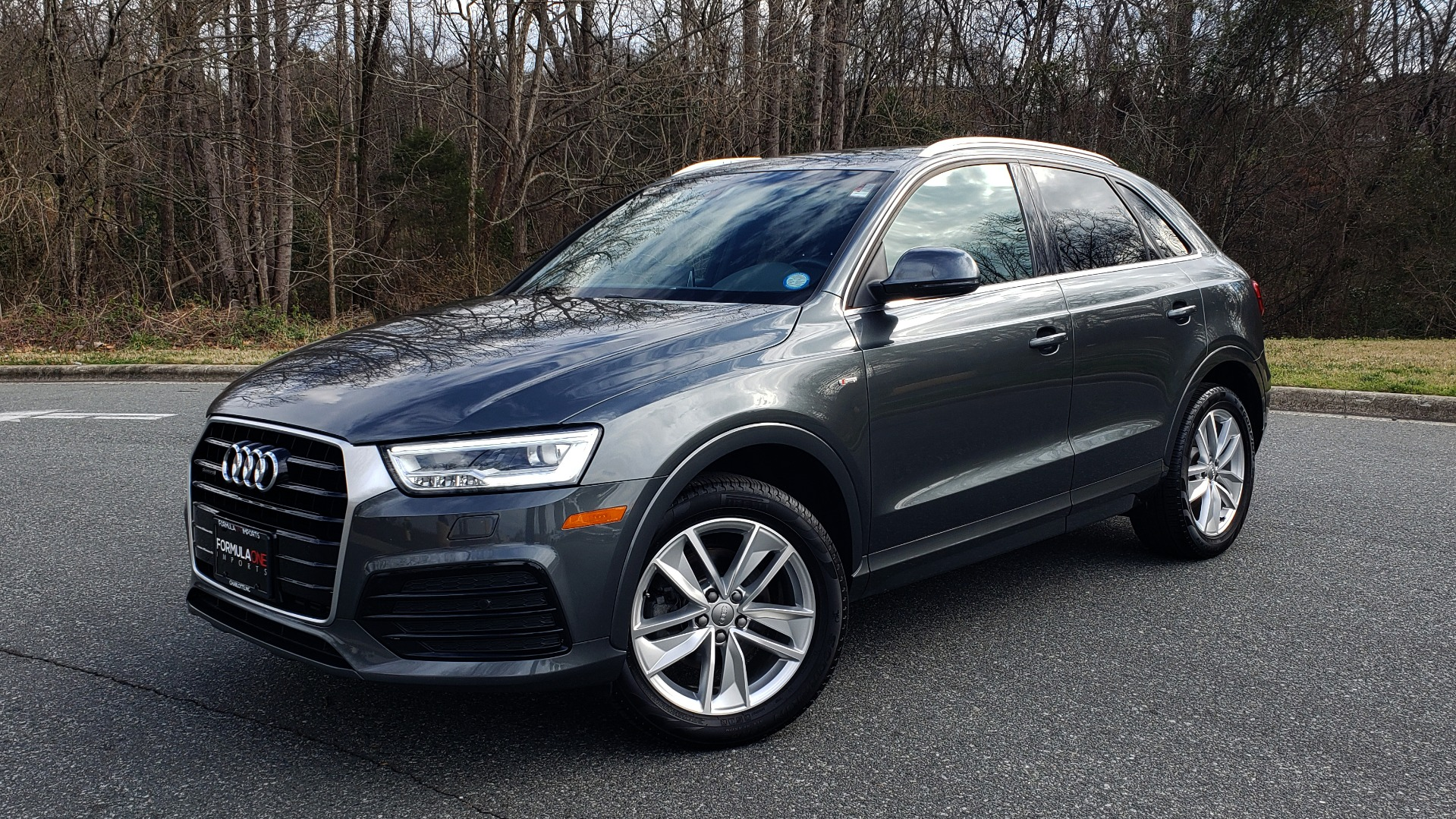 Used 2018 Audi Q3 2.0T PREMIUM PLUS / AWD / PANO-ROOF / REARVIEW for sale Sold at Formula Imports in Charlotte NC 28227 1