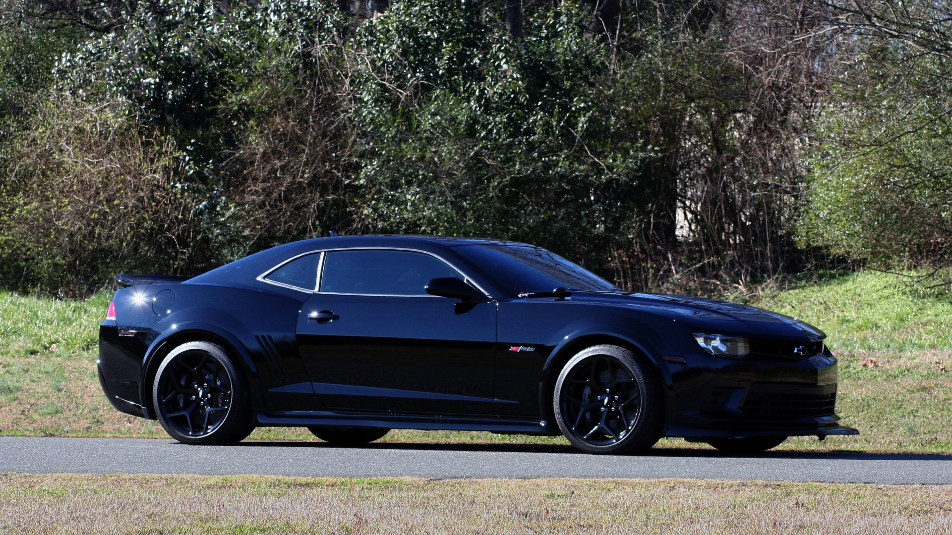 Used 2014 Chevrolet CAMARO Z/28 / 427 7.0L V8 505HP / RADIO / AIR CONDITIONING for sale Sold at Formula Imports in Charlotte NC 28227 14