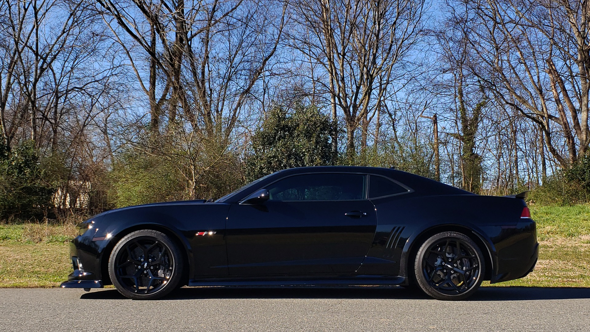 Used 2014 Chevrolet CAMARO Z/28 / 427 7.0L V8 505HP / RADIO / AIR CONDITIONING for sale Sold at Formula Imports in Charlotte NC 28227 18
