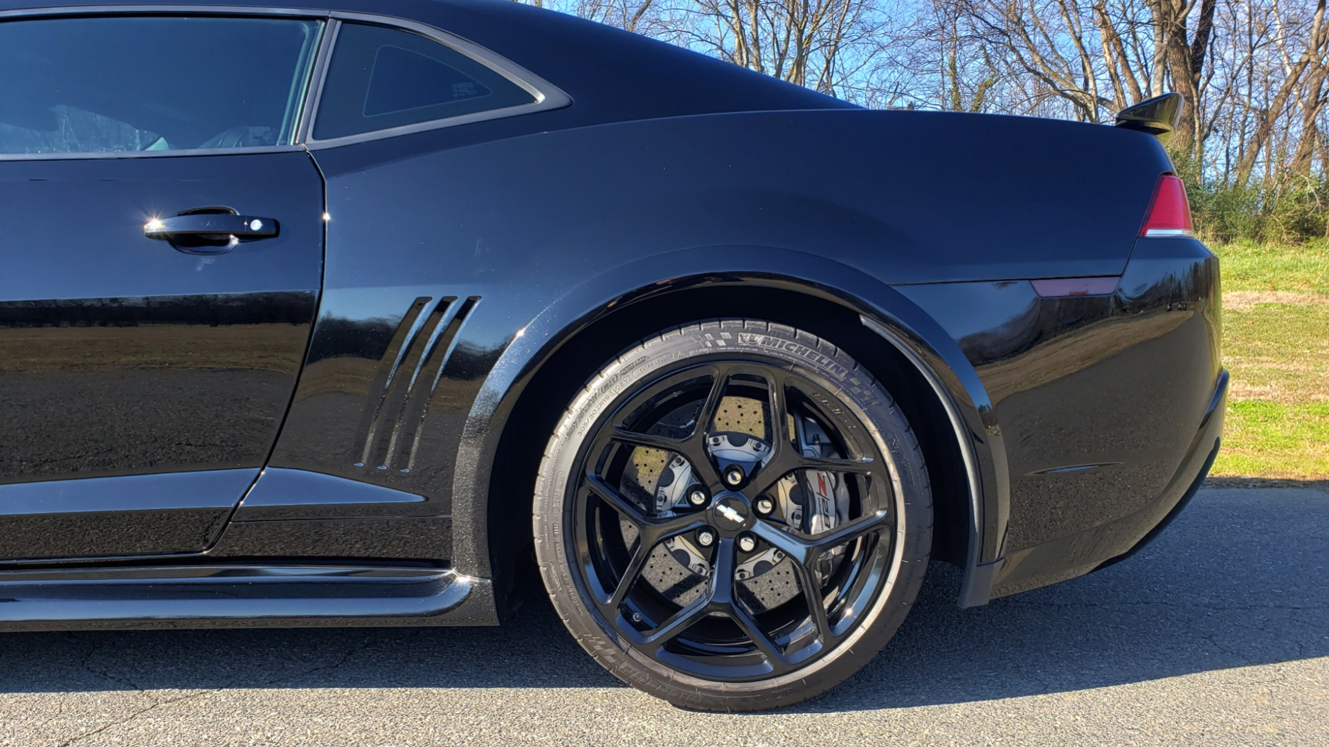 Used 2014 Chevrolet CAMARO Z/28 / 427 7.0L V8 505HP / RADIO / AIR CONDITIONING for sale Sold at Formula Imports in Charlotte NC 28227 23